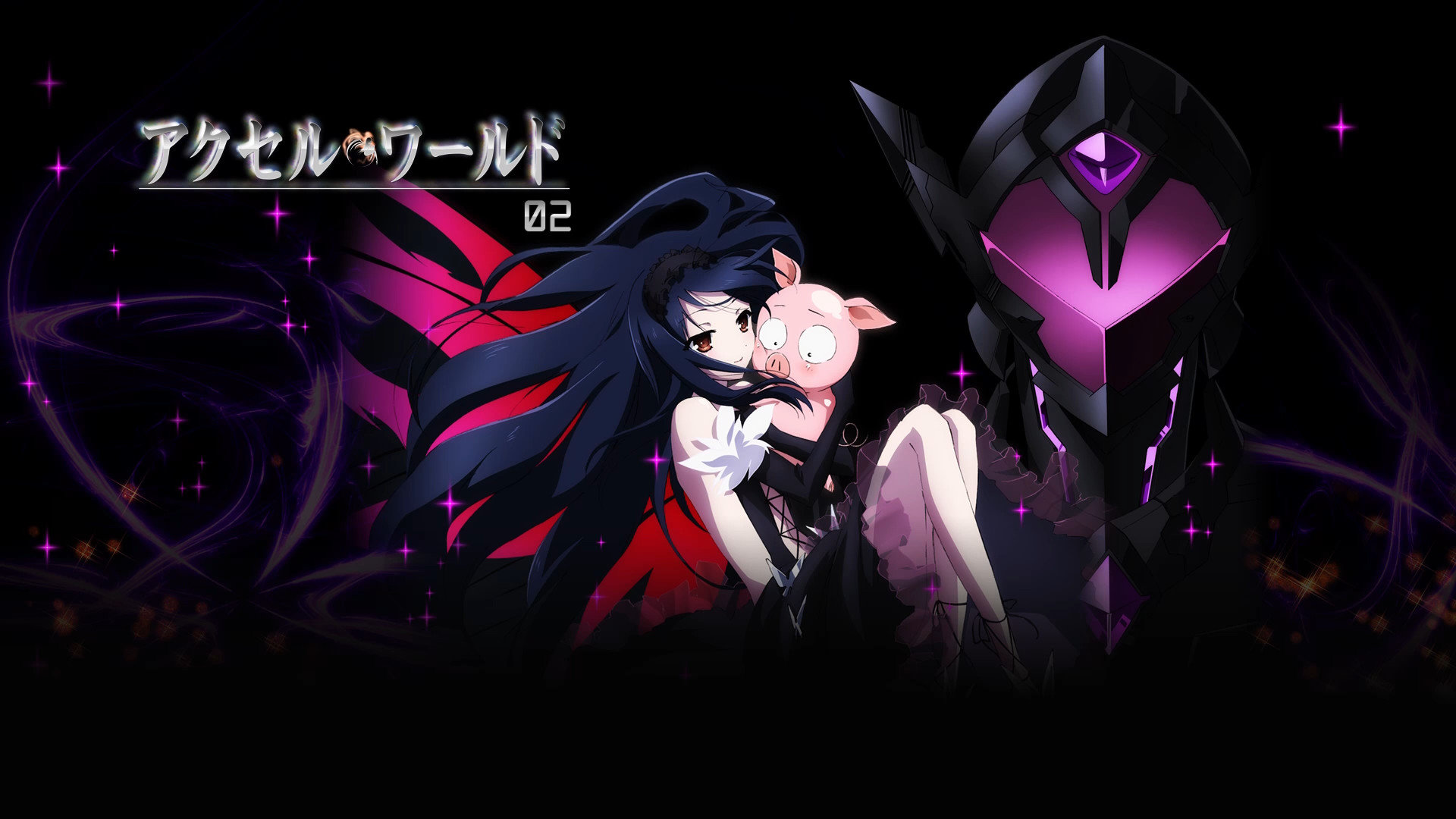Free download Kuroyukihime (Accel World) wallpaper ID:247892 full hd 1080p for computer