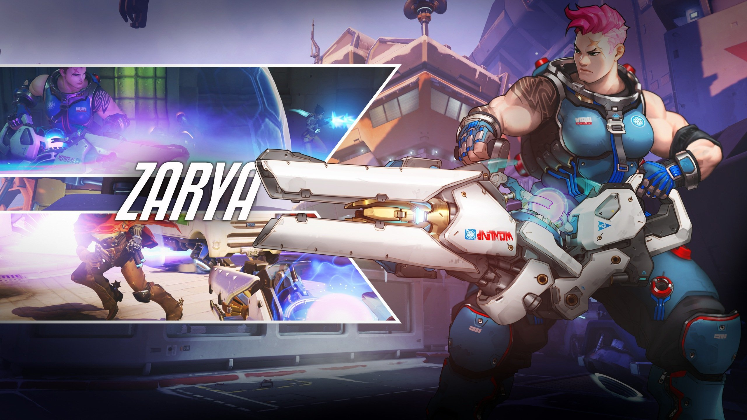 High Resolution Overwatch Hd 2560x1440 Wallpaper Id 170036