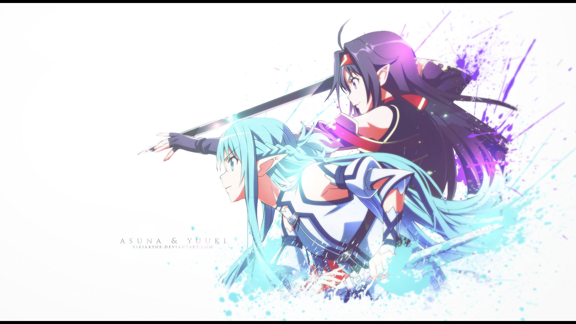 Best Sword Art Online 2 (II) background ID:112854 for High Resolution full hd 1080p desktop