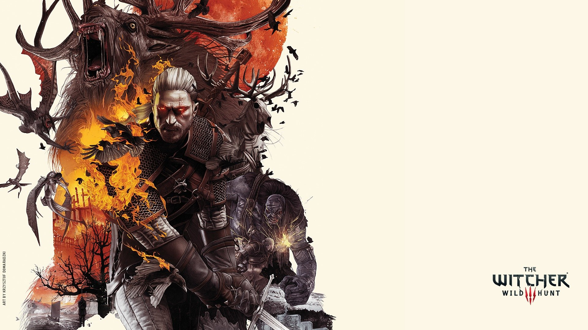 Awesome The Witcher 3 Wild Hunt Free Wallpaper Id 18038 For Hd