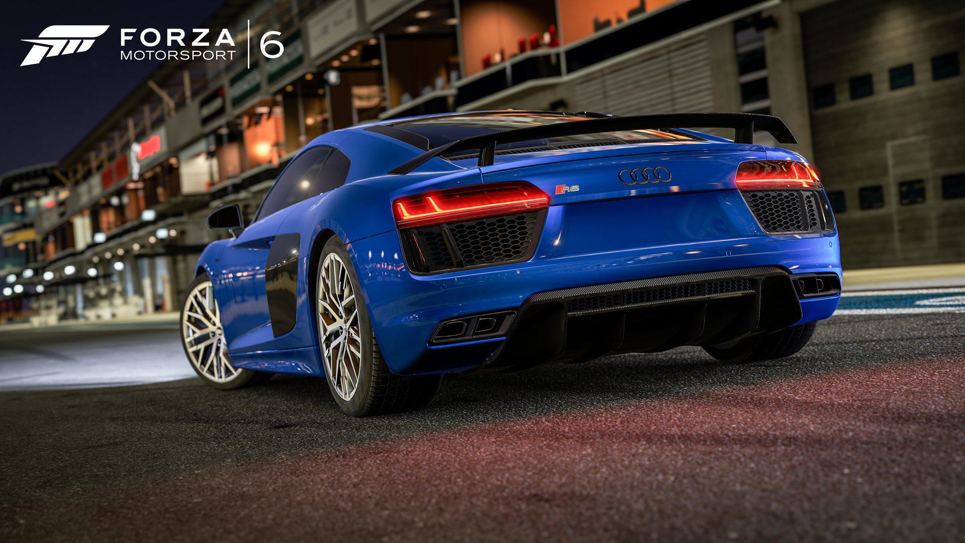 Free Download Forza Motorsport 6 Wallpaper ID131862 Full Hd 1920x1080 For Computer