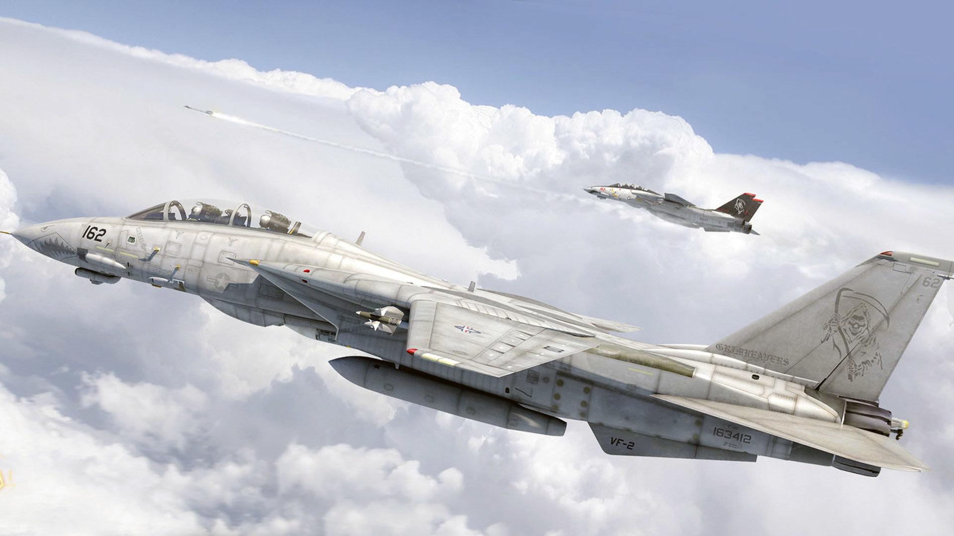 Grumman F-14 Tomcat Wallpapers 1920x1080 Full HD (1080p