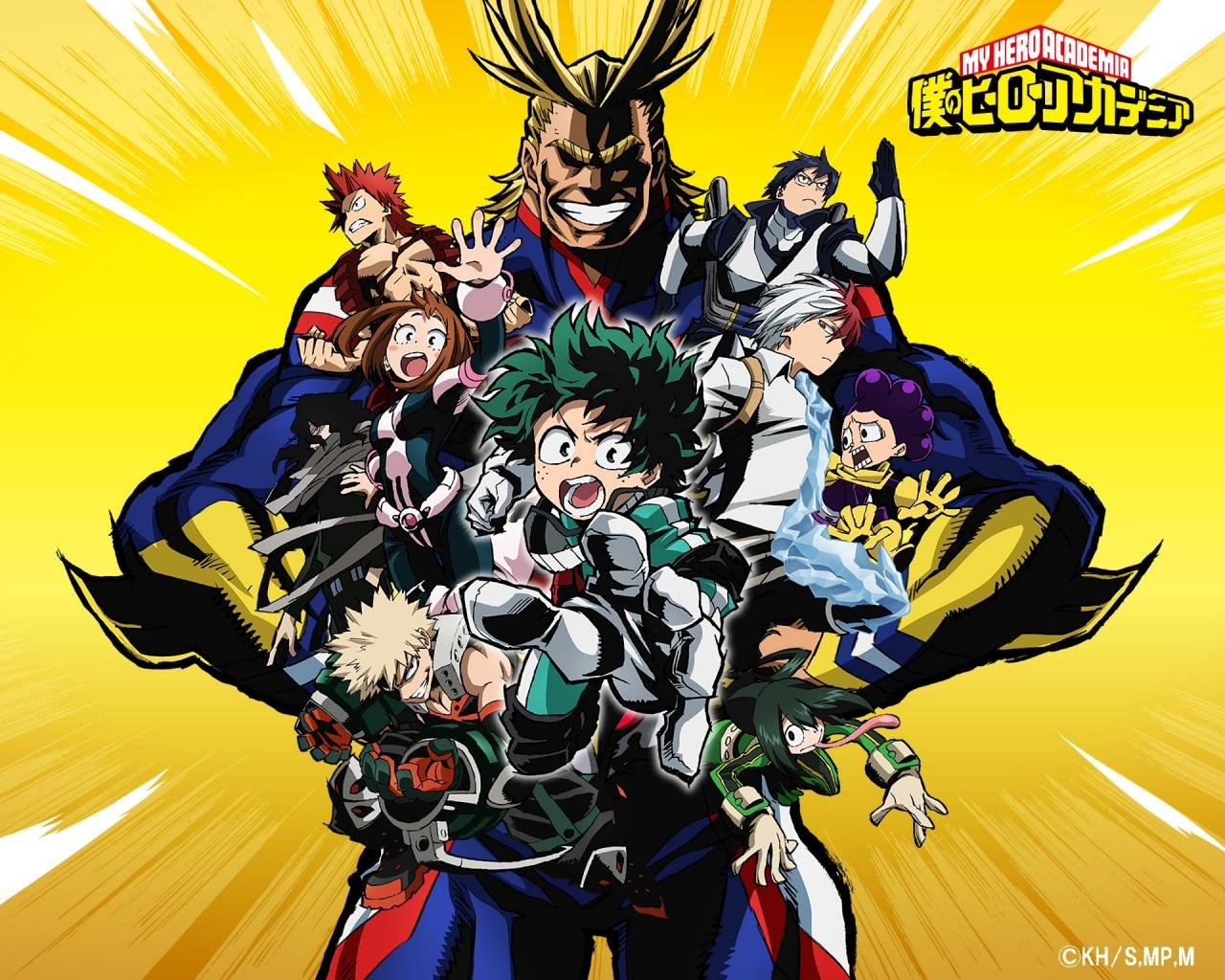 Awesome Boku No Hero Academia free background ID:192341 for hd 1280x1024 PC