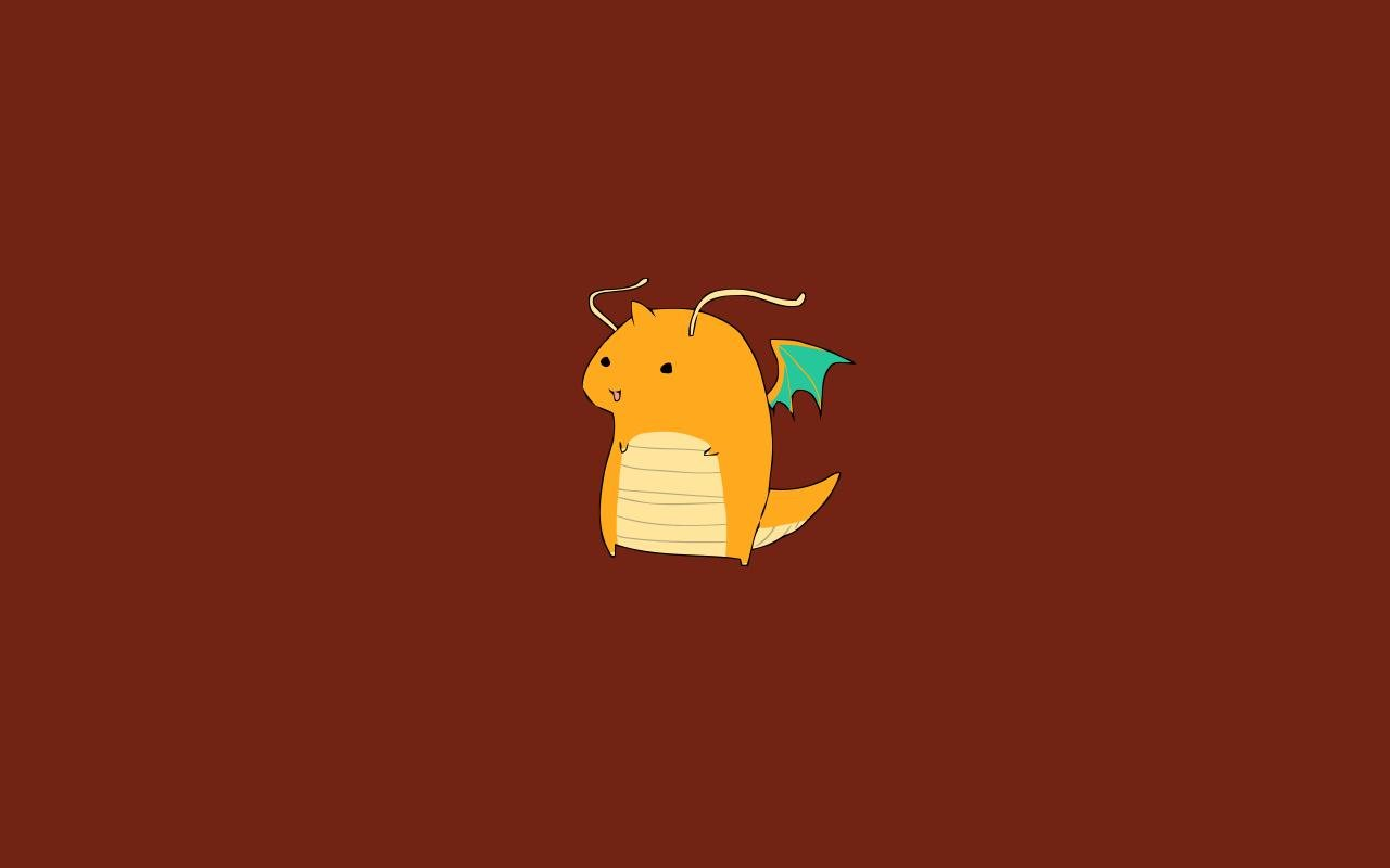 High resolution Dragonite (Pokemon) hd 1280x800 background ID:280238 for PC