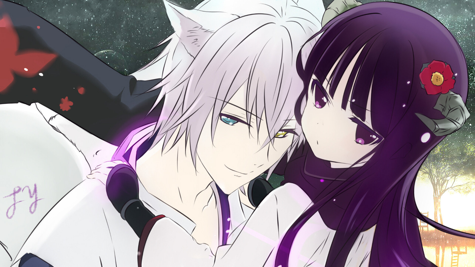 High resolution Inu x Boku SS hd 1920x1080 background ID:89403 for desktop