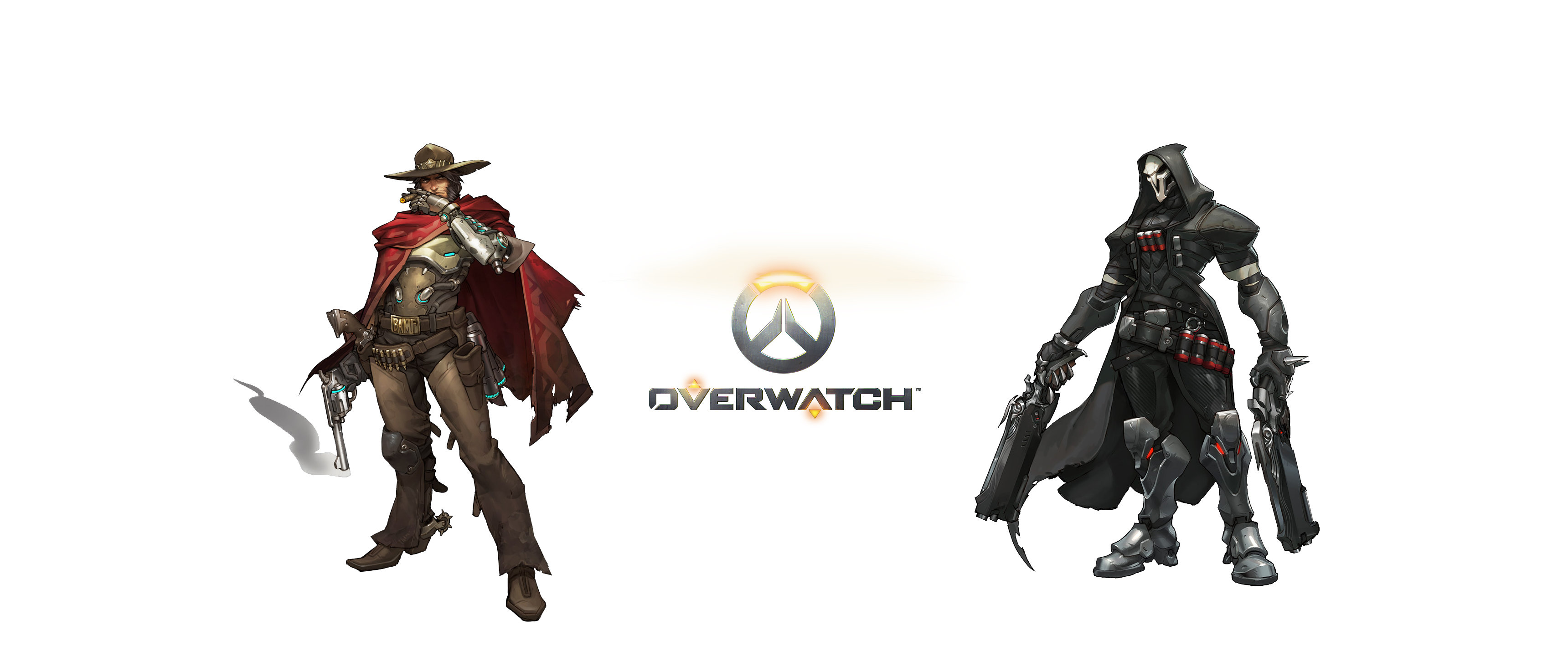 Free Reaper (Overwatch) high quality wallpaper ID:170360 for hd 3440x1440 computer