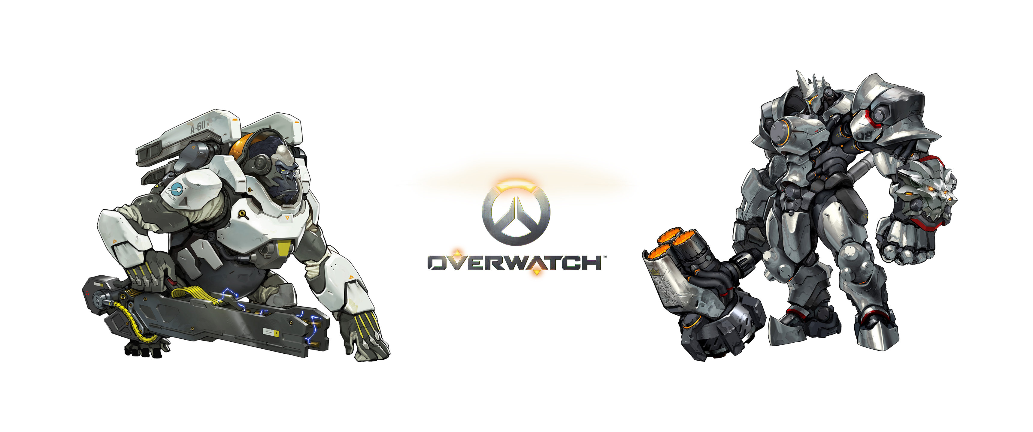 Free Winston (Overwatch) high quality background ID:170568 for hd 3440x1440 desktop