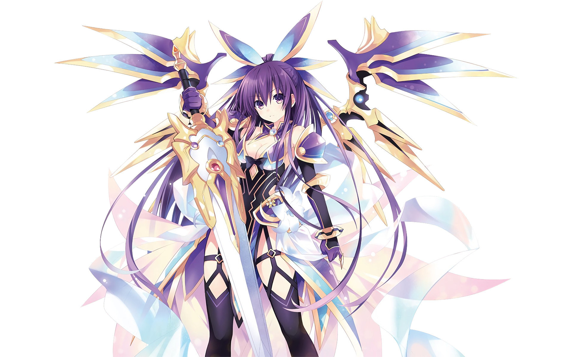 Awesome Date A Live free wallpaper ID:463912 for hd 1920x1200 computer