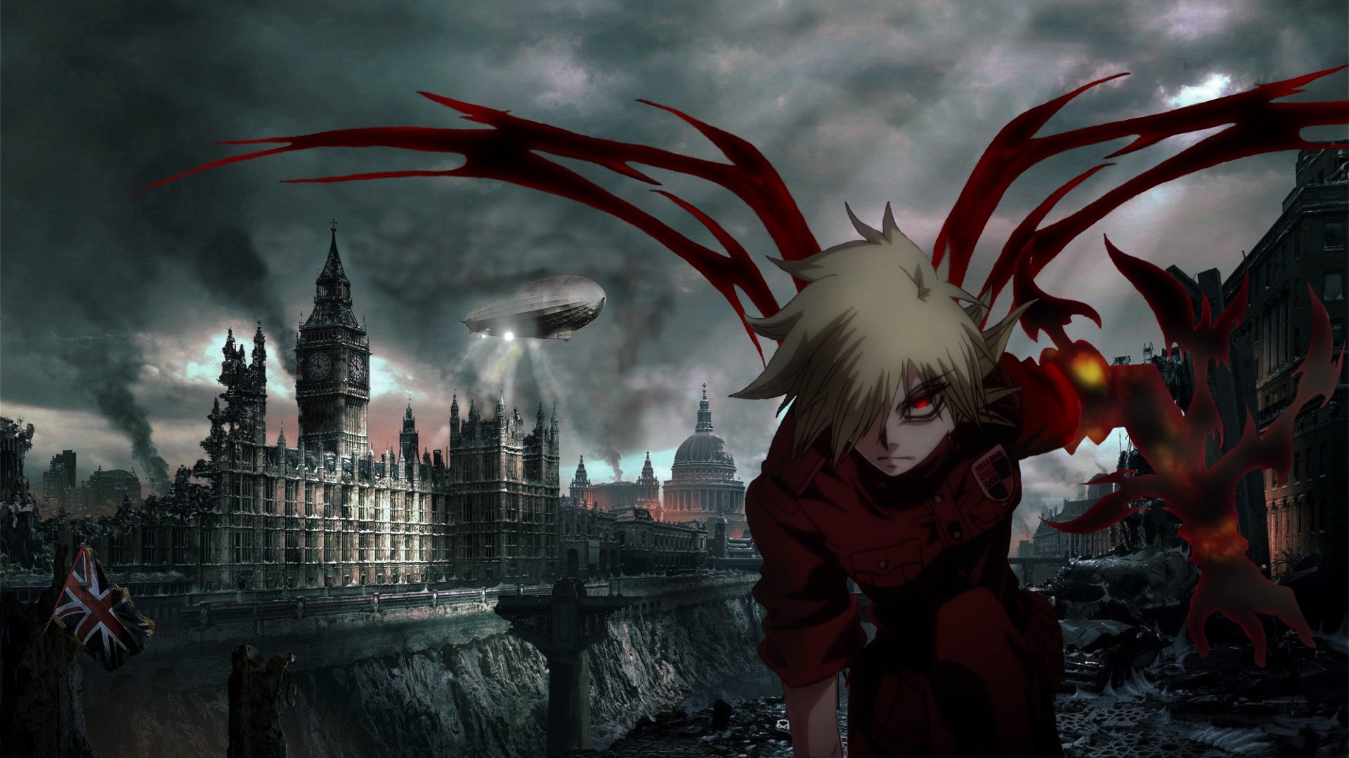 Best Hellsing wallpaper ID:329522 for High Resolution hd 1080p computer