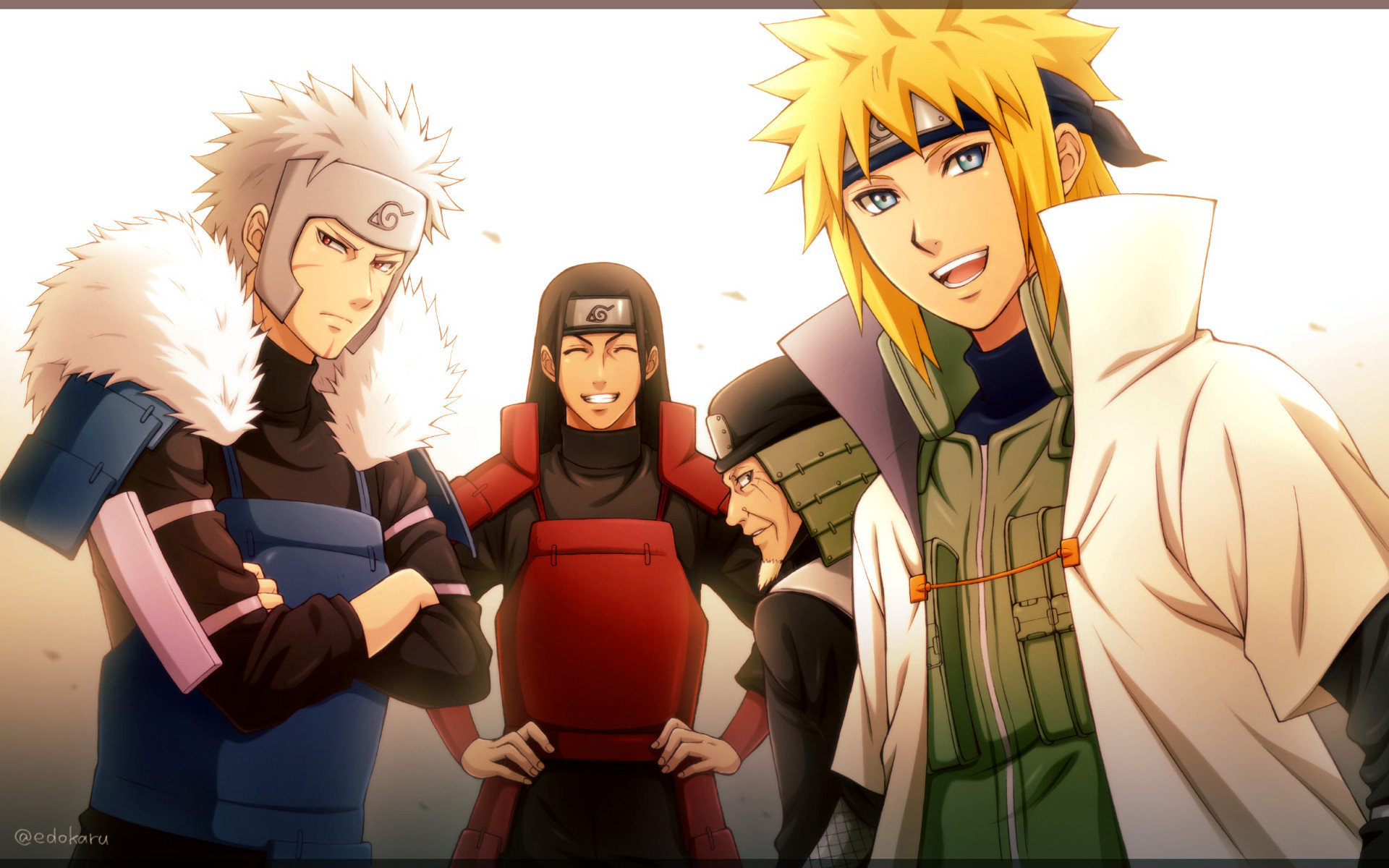 Best Naruto wallpaper ID:396155 for High Resolution hd 1920x1200 PC