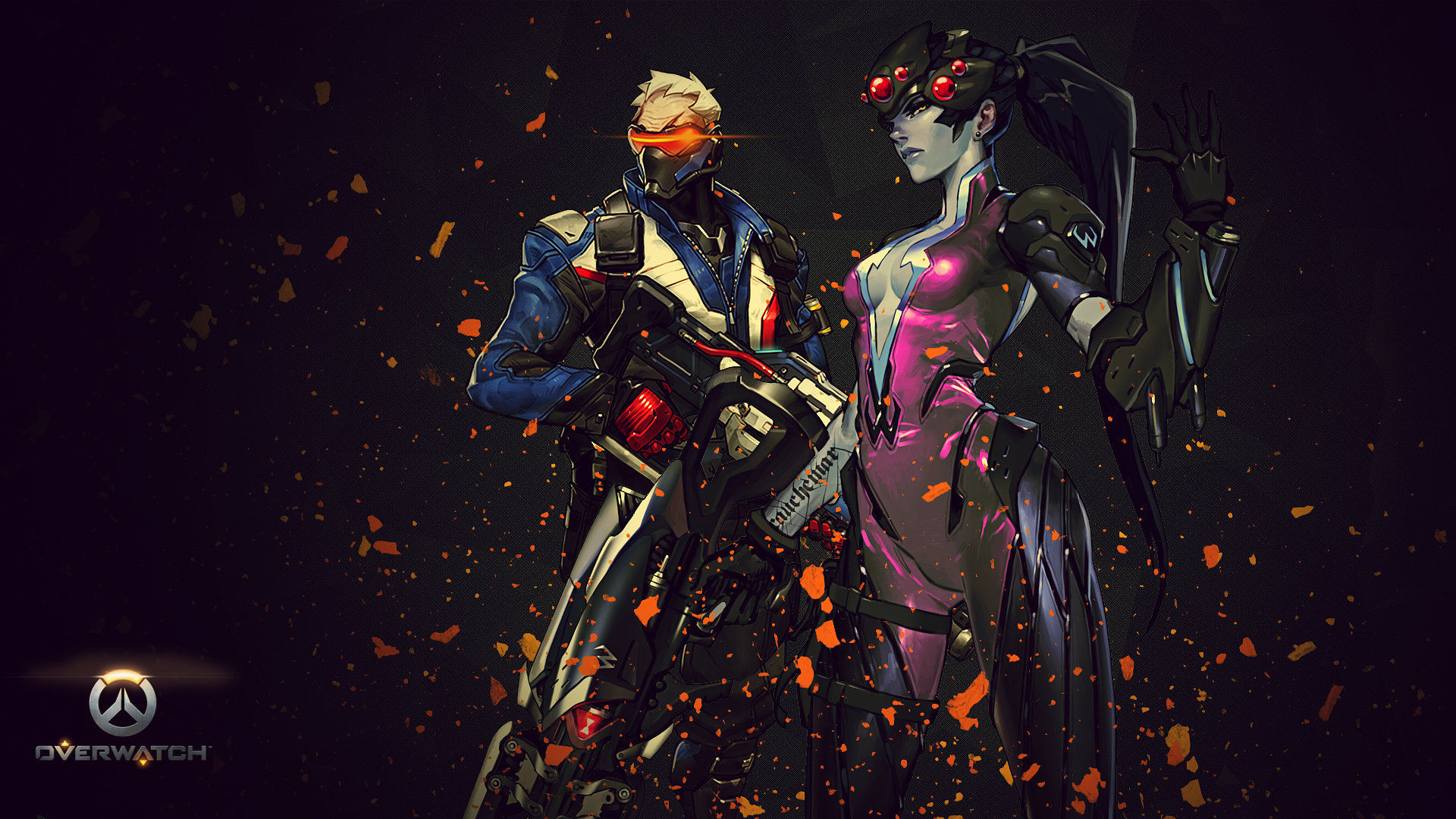 Download Hd 1920x1080 Overwatch Pc Wallpaper Id 170088 For Free