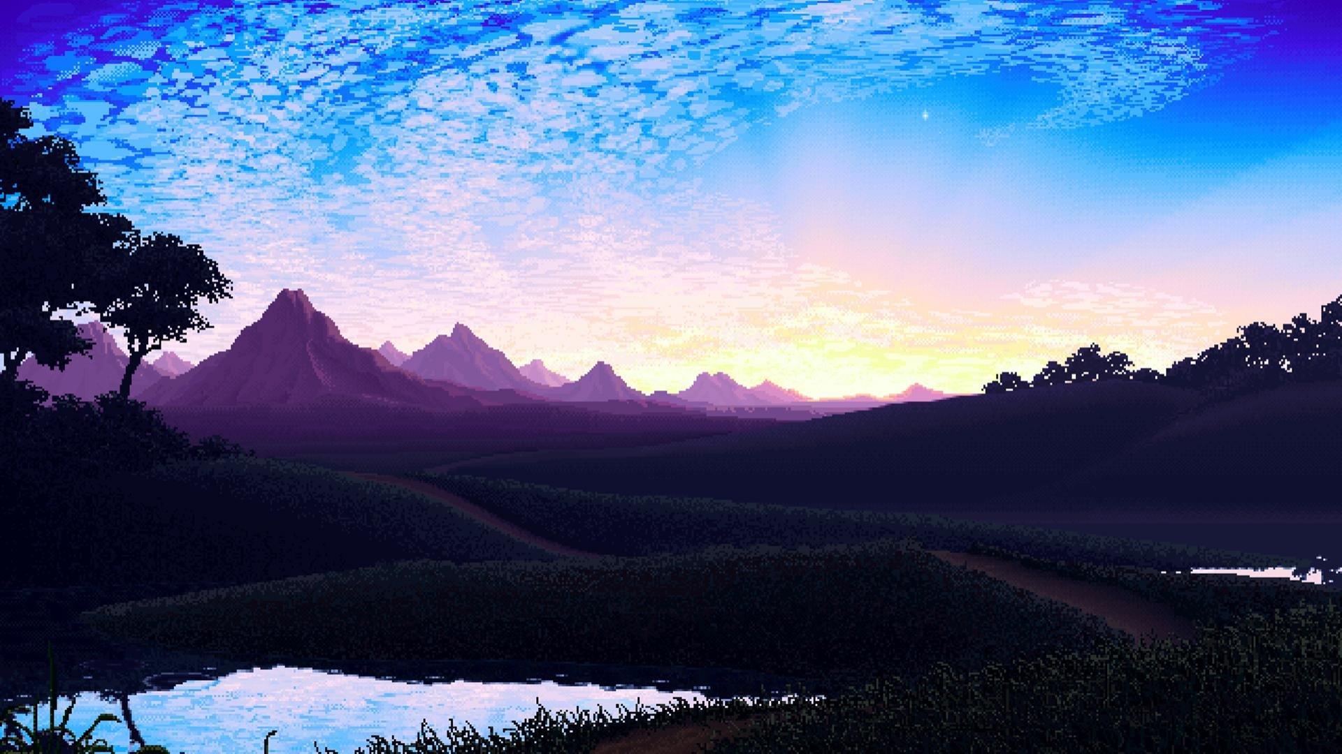 Pixel Art Wallpapers 1920x1080 Full HD (1080p) Desktop