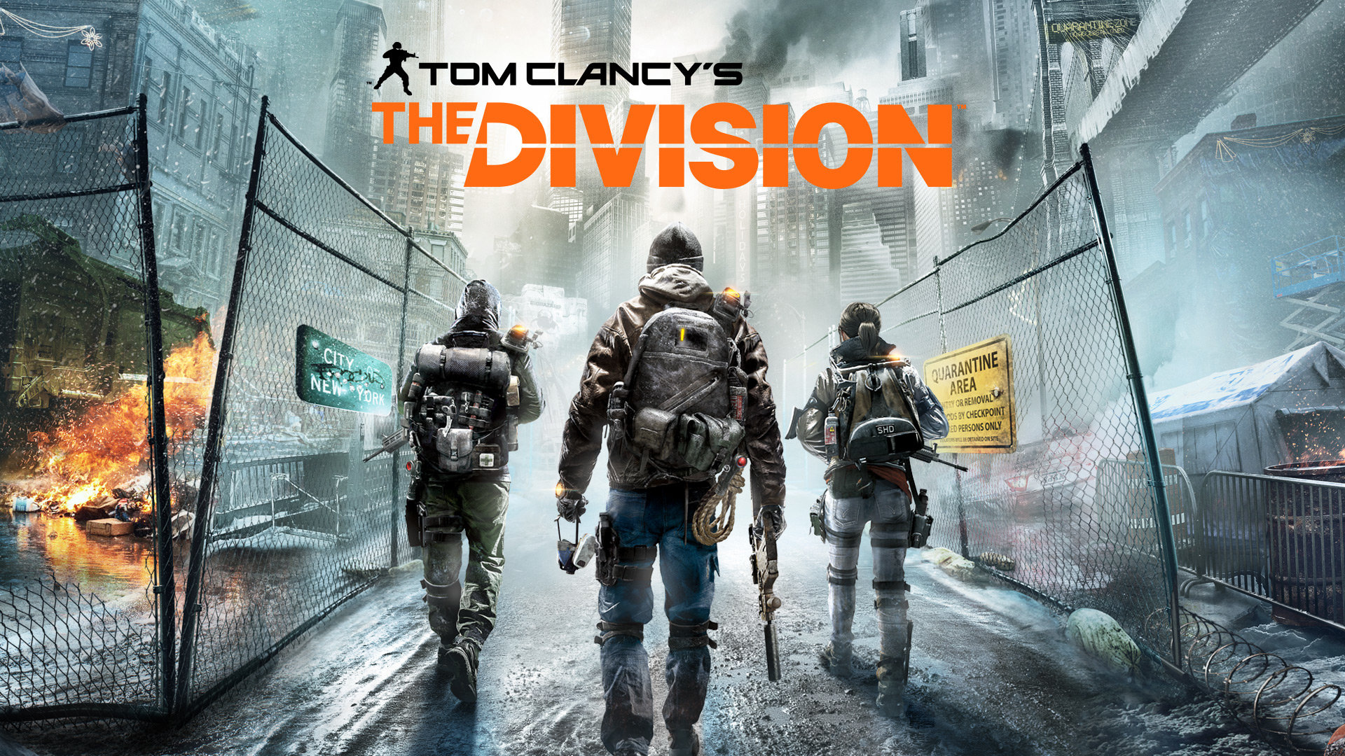 Free Tom Clancys The Division High Quality Wallpaper ID450066 For Hd 1080p Desktop