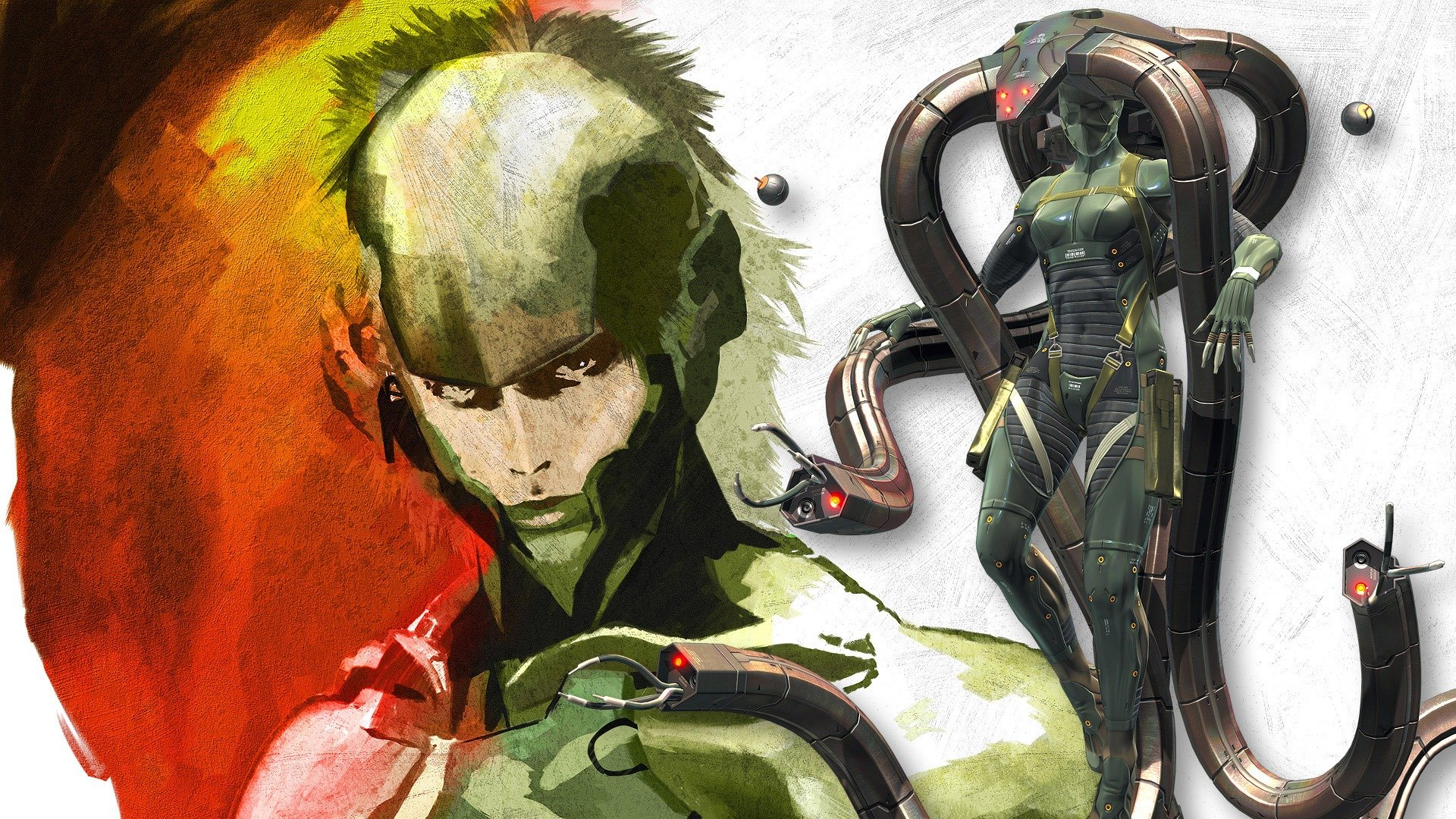 Download Hd 1080p Metal Gear Solid 4 Guns Of The Patriots Mgs 4