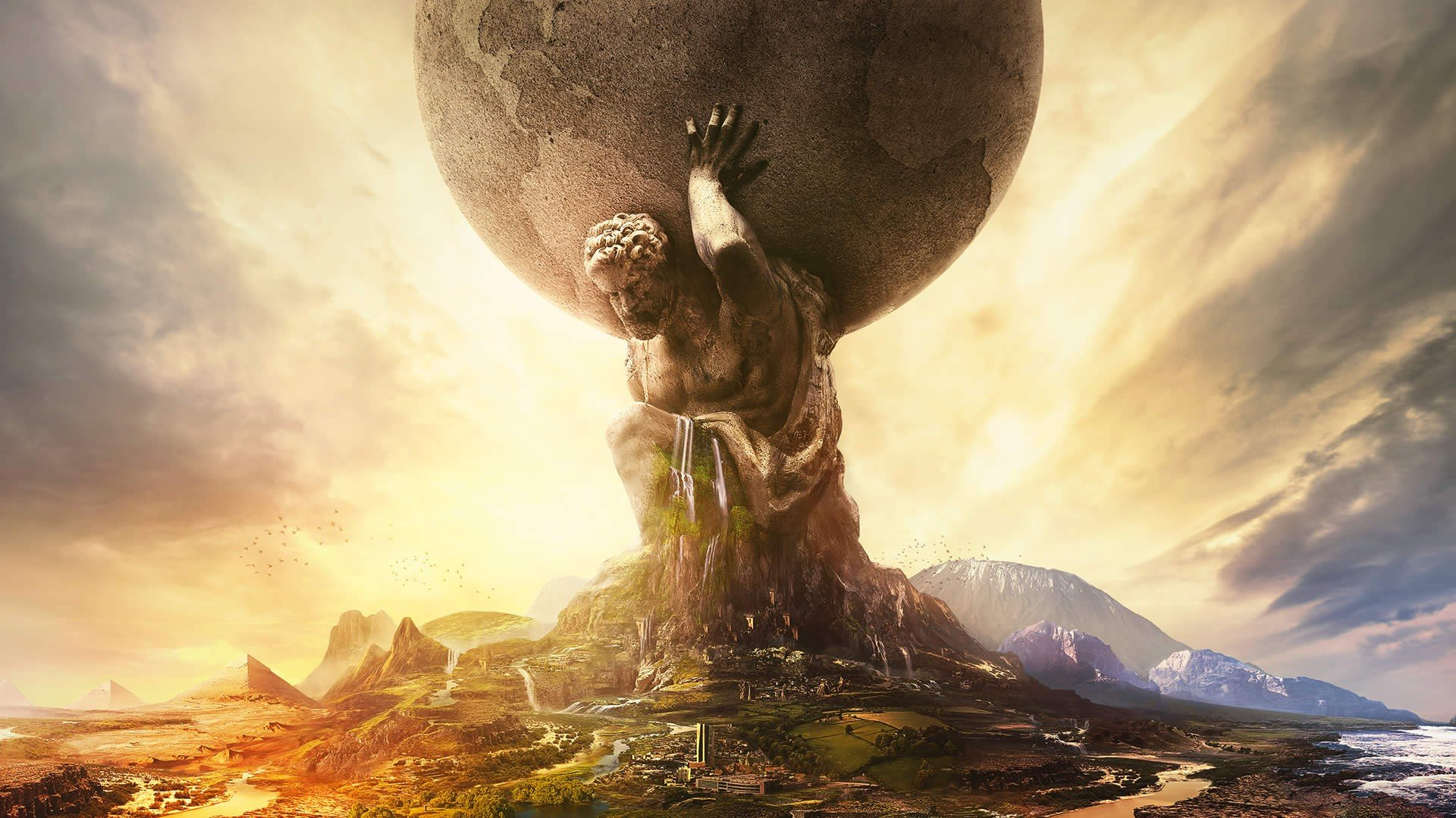 Civilization Video Game Wallpapers 1920x1080 Full Hd 1080p Desktop Backgrounds