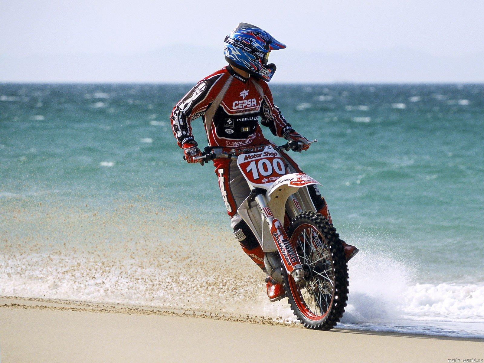Motocross (Dirt Bike) wallpapers HD for desktop backgrounds