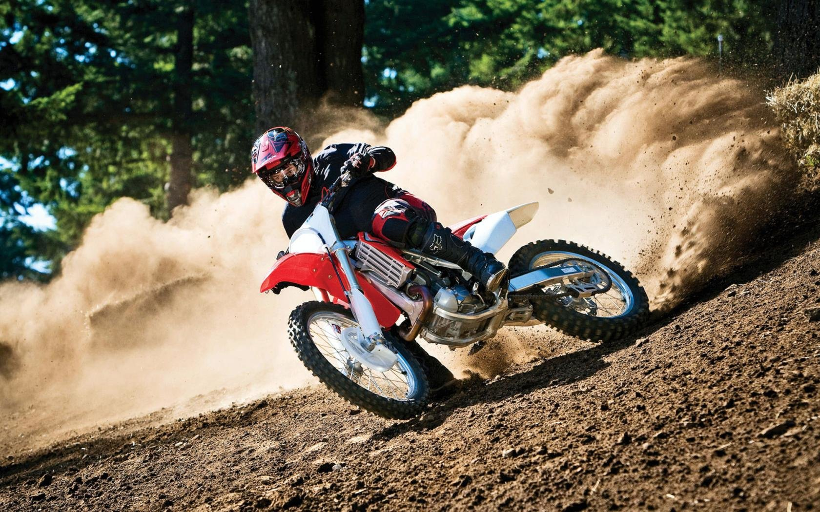 Motocross Dirt Bike Wallpapers 1680x1050 Desktop Backgrounds