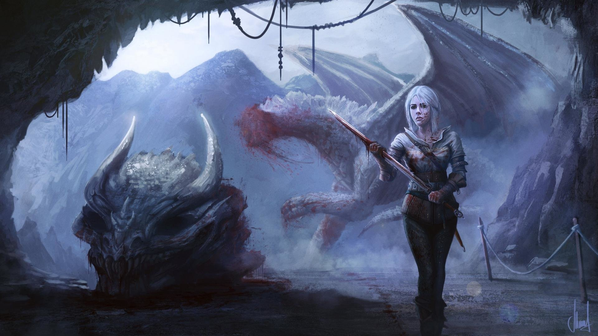 Free Download The Witcher 3 Wild Hunt Wallpaper Id 18011 Full Hd