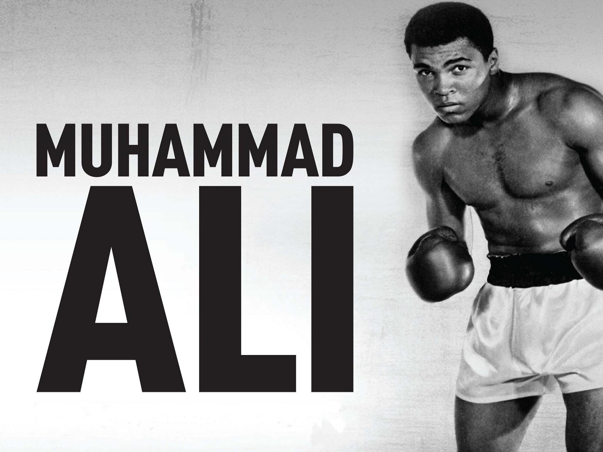 Free download Muhammad Ali background ID:86623 hd 1920x1440 for PC