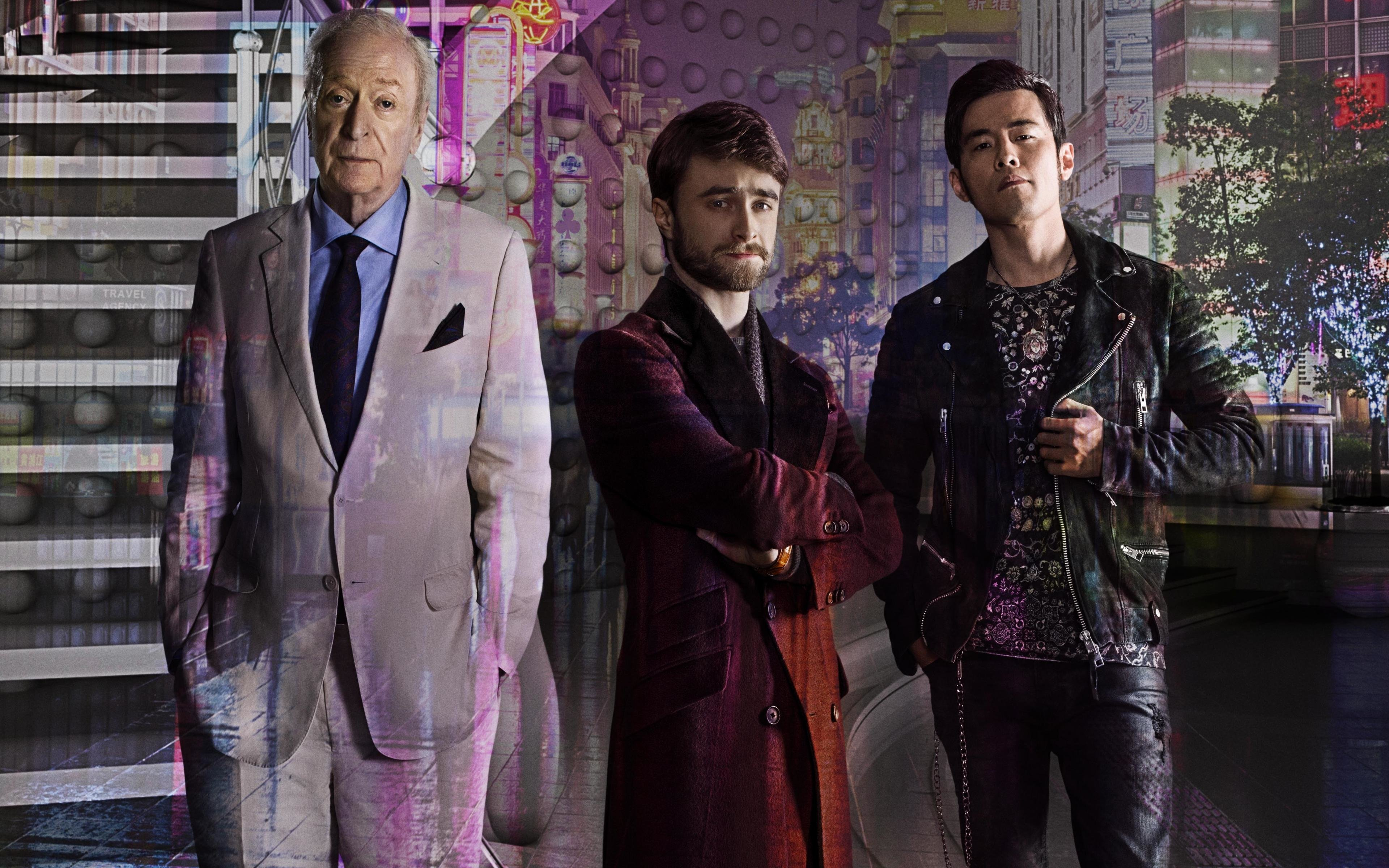 Download hd 3840x2400 Now You See Me 2 computer background ID:467842 for free