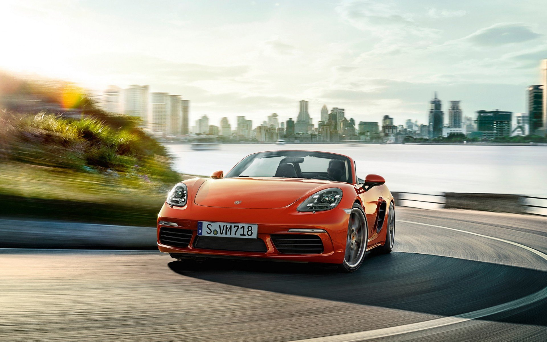 Free Porsche Boxster high quality background ID:359540 for hd 1920x1200 computer