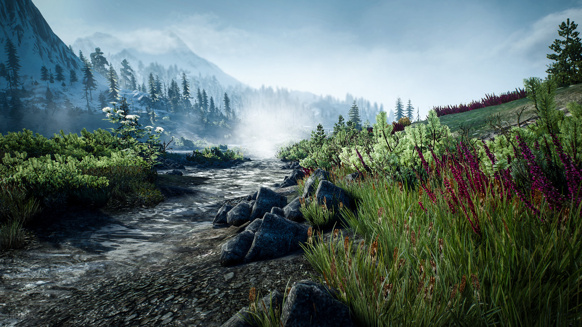 High Resolution The Witcher 3 Wild Hunt 1080p Wallpaper Id 17989
