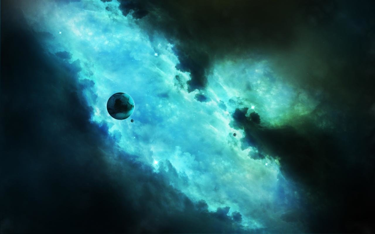 Free Cool space high quality wallpaper ID:398665 for hd 1280x800 PC