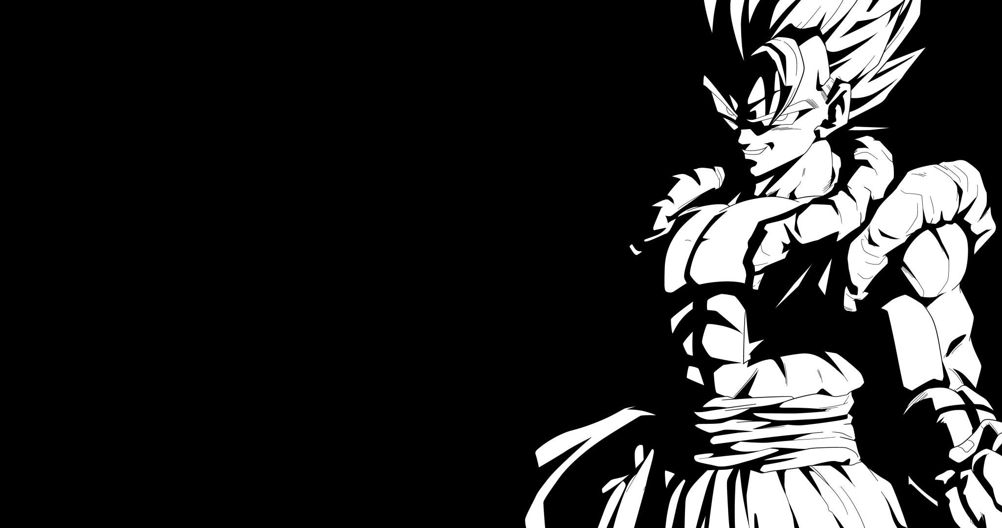 Free download Gogeta (Dragon Ball) background ID:462291 hd 2048x1080 for computer