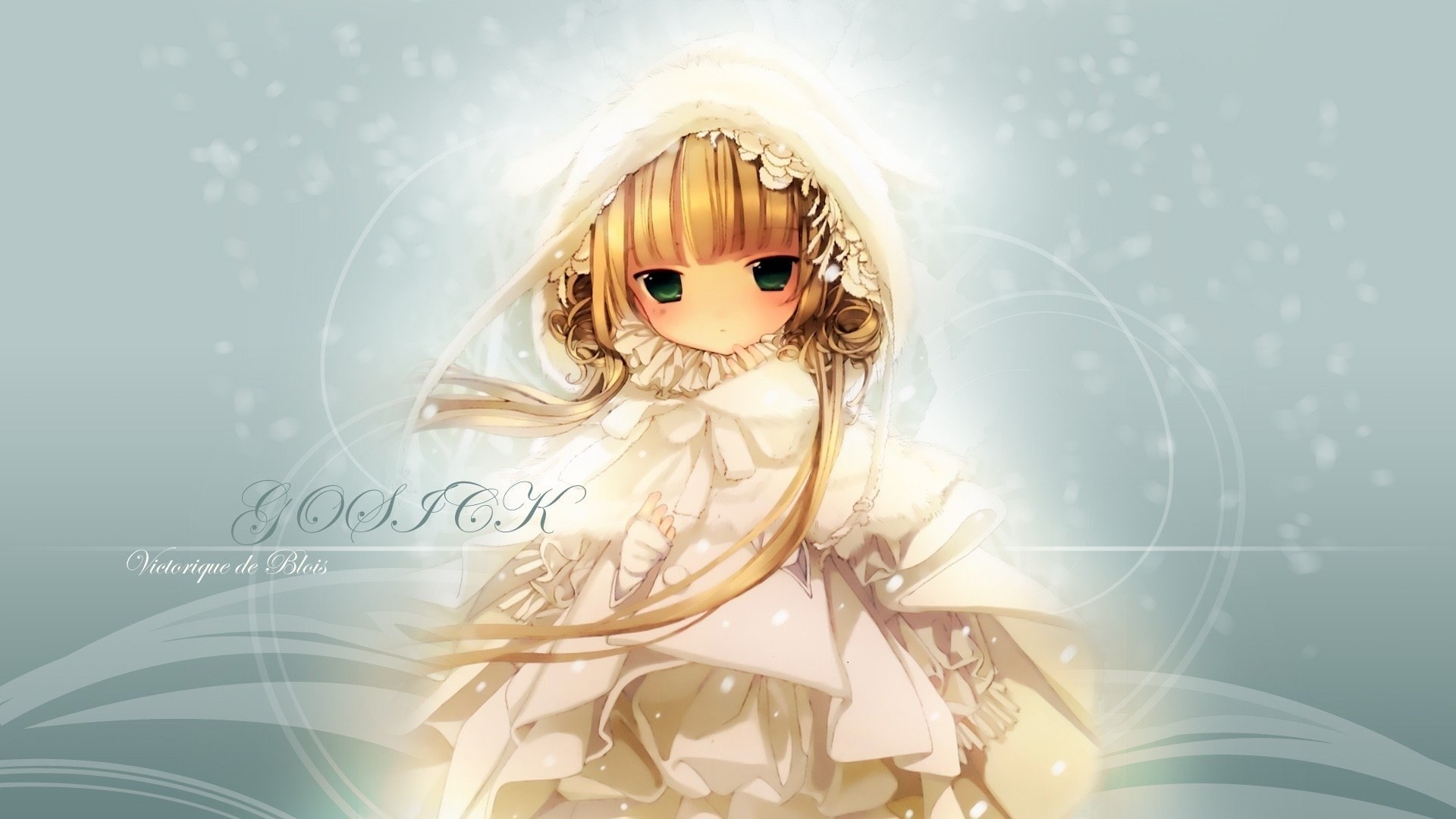 Download full hd Gosick desktop background ID:318413 for free