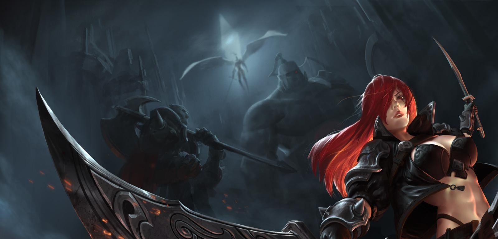 Best Katarina League Of Legends Wallpaper Id172226 For
