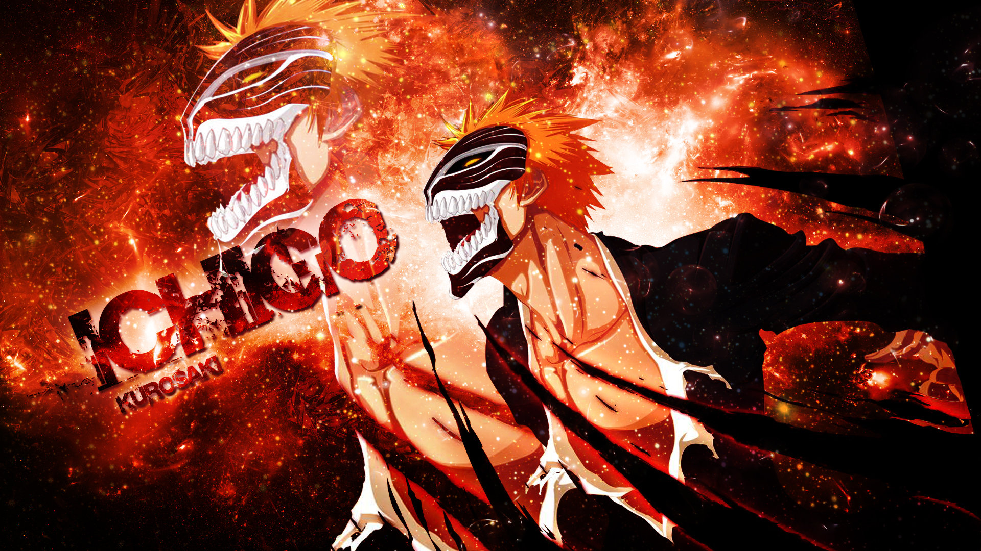 Download full hd 1920x1080 Bleach desktop background ID:418868 for free