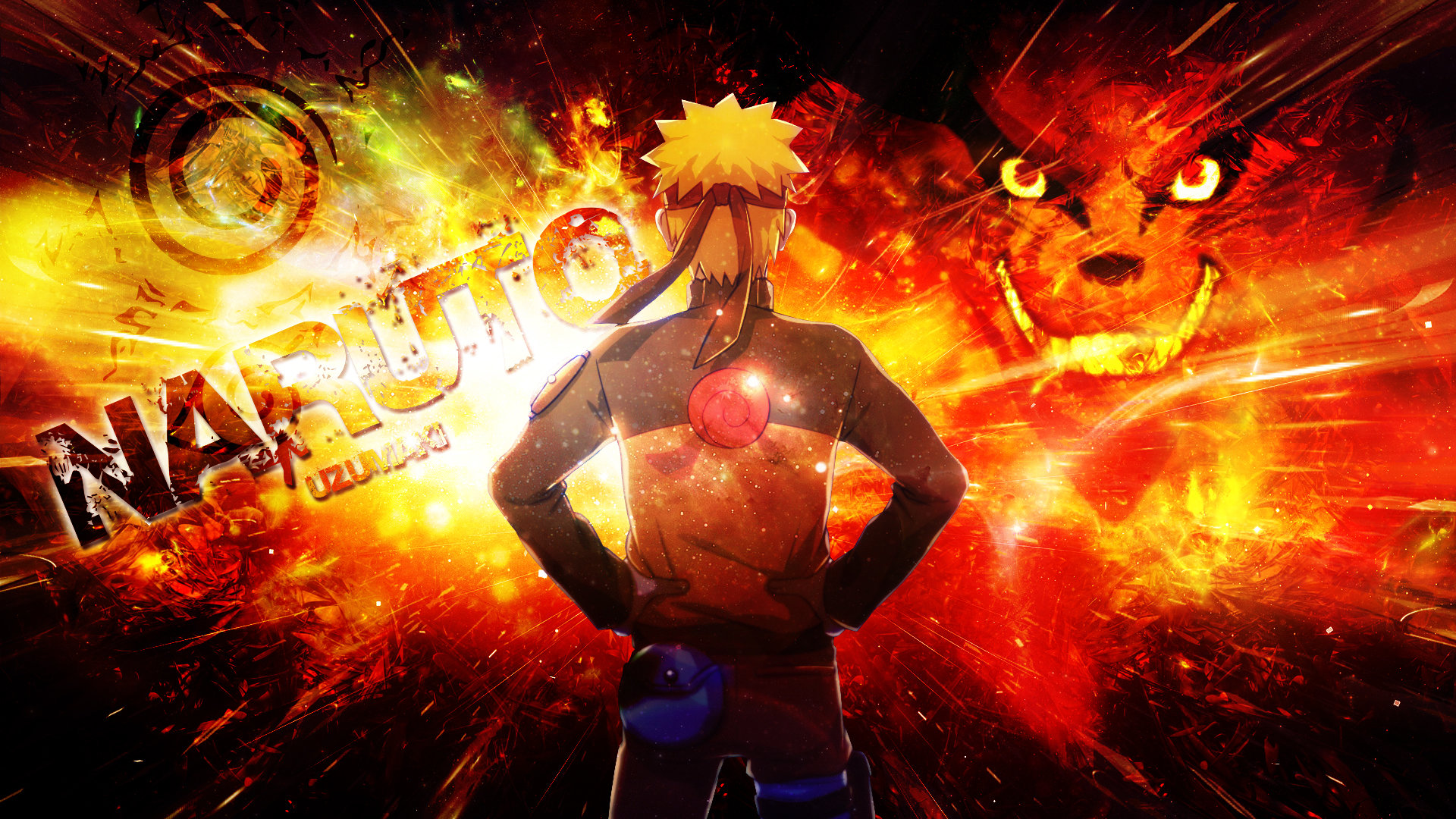 Free download Naruto wallpaper ID:395496 1080p for computer