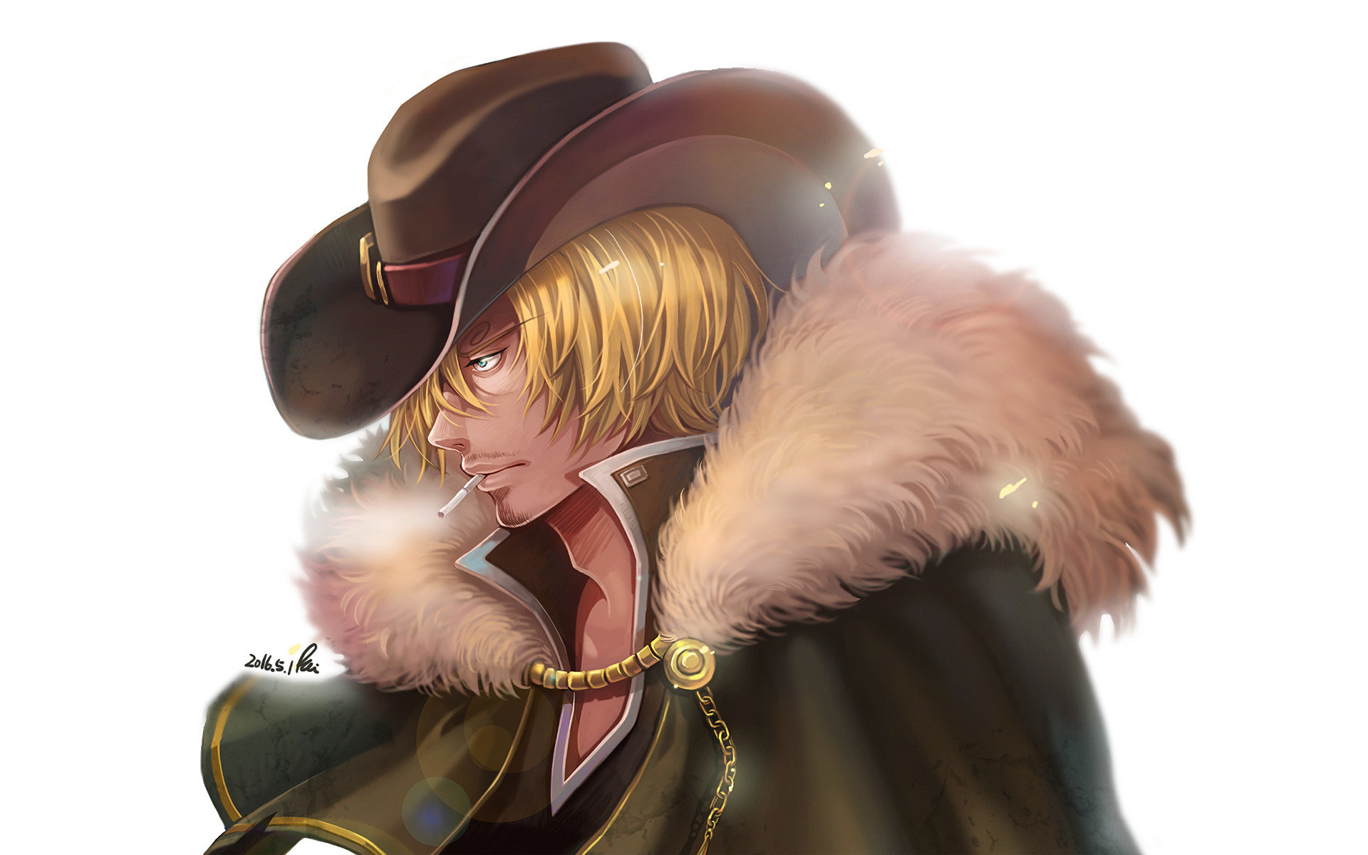 Awesome Sanji (One Piece) free wallpaper ID:314391 for hd 1920x1200 desktop