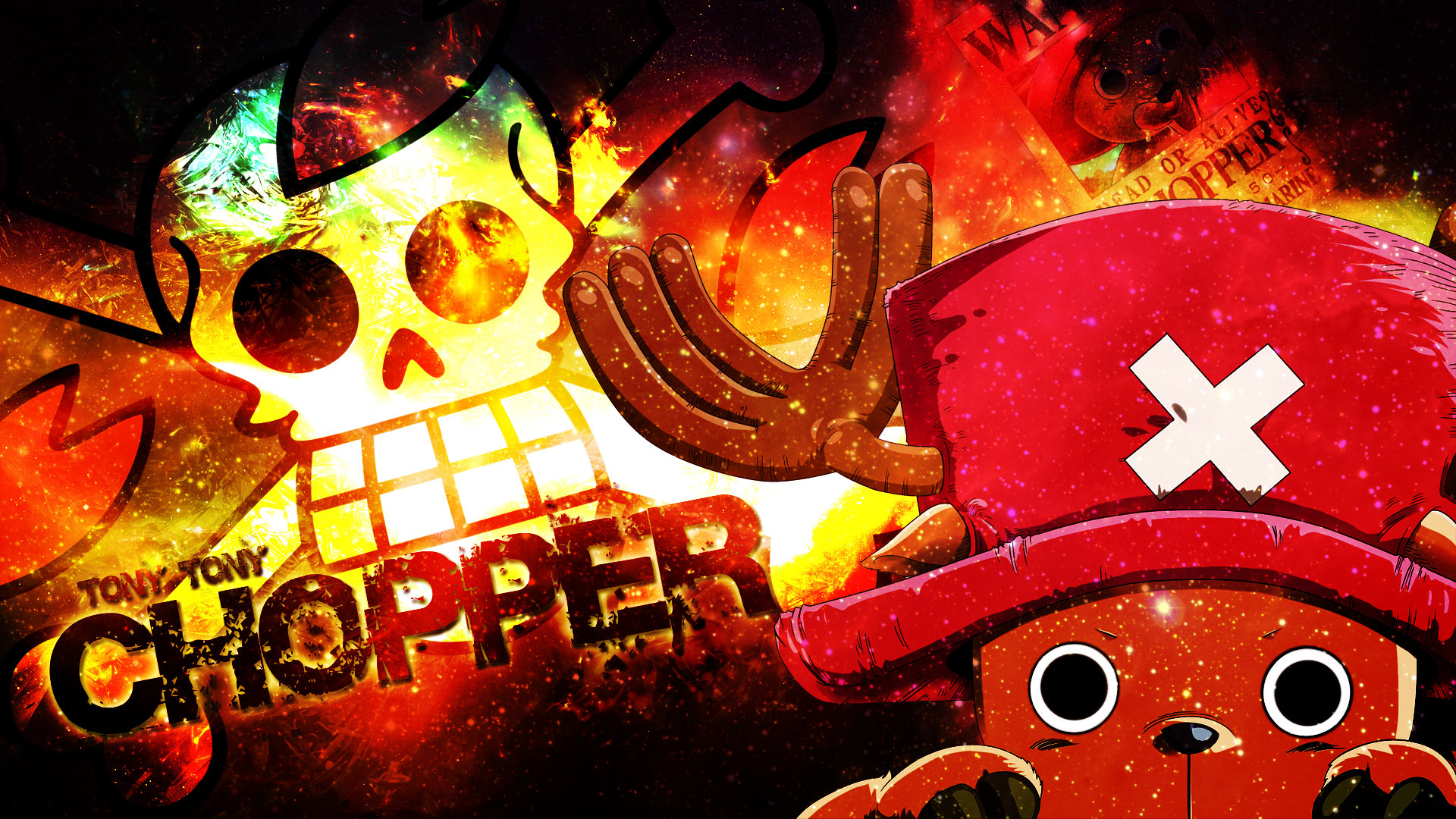 Download full hd 1920x1080 Tony Tony Chopper PC wallpaper ID:314854 for free