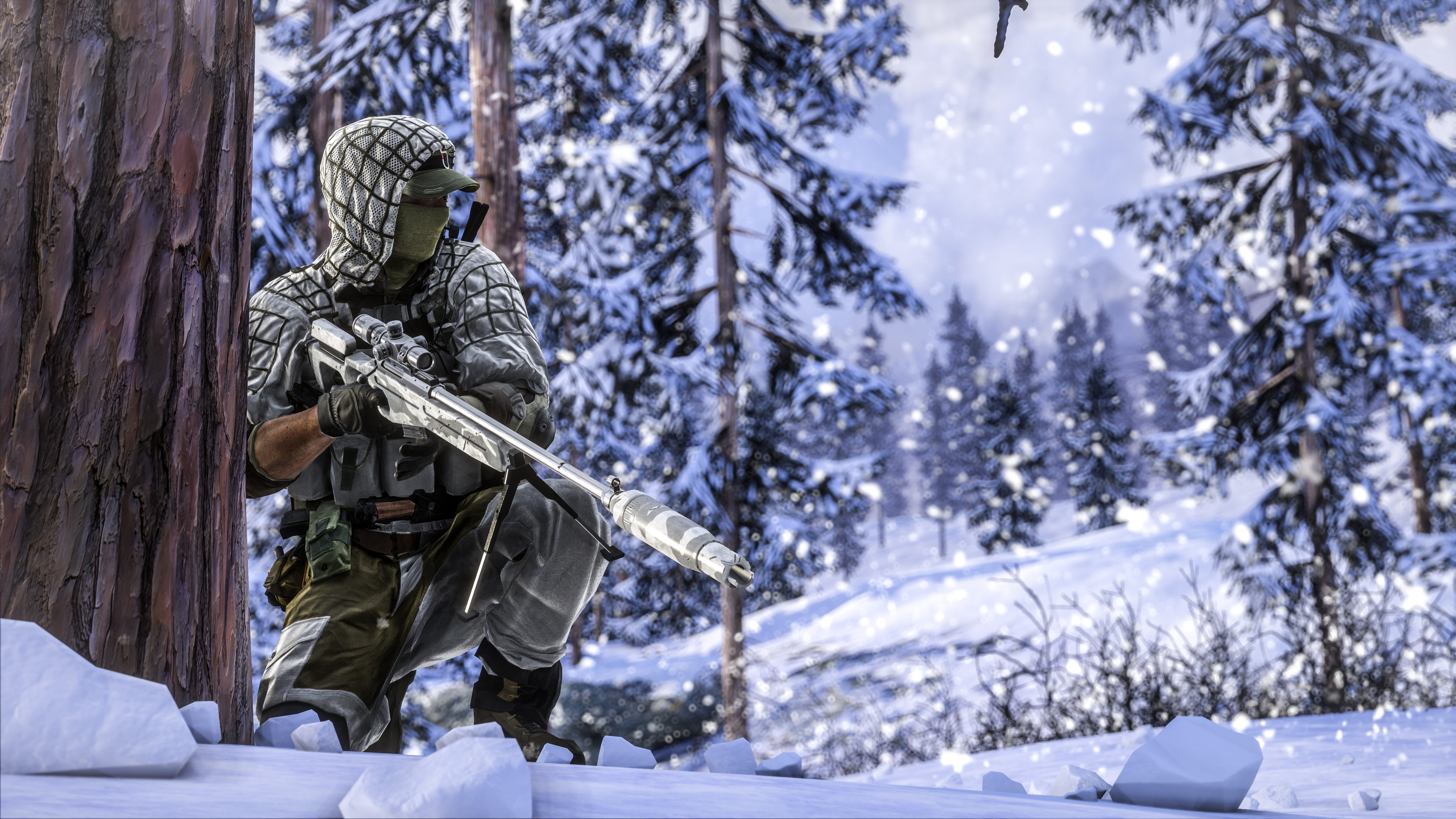 Download Uhd 4k Battlefield 4 Pc Background Id 498253 For Free