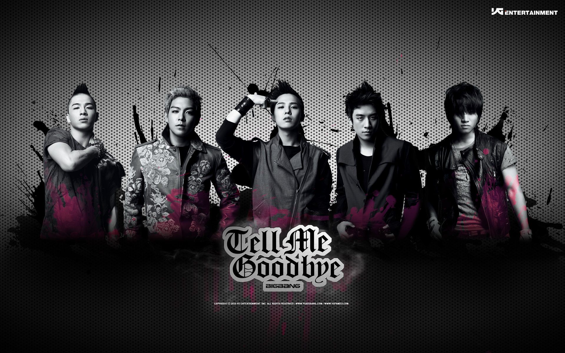 Free Download Bigbang Wallpaper Id 49026 Hd 1920x1200 For Pc