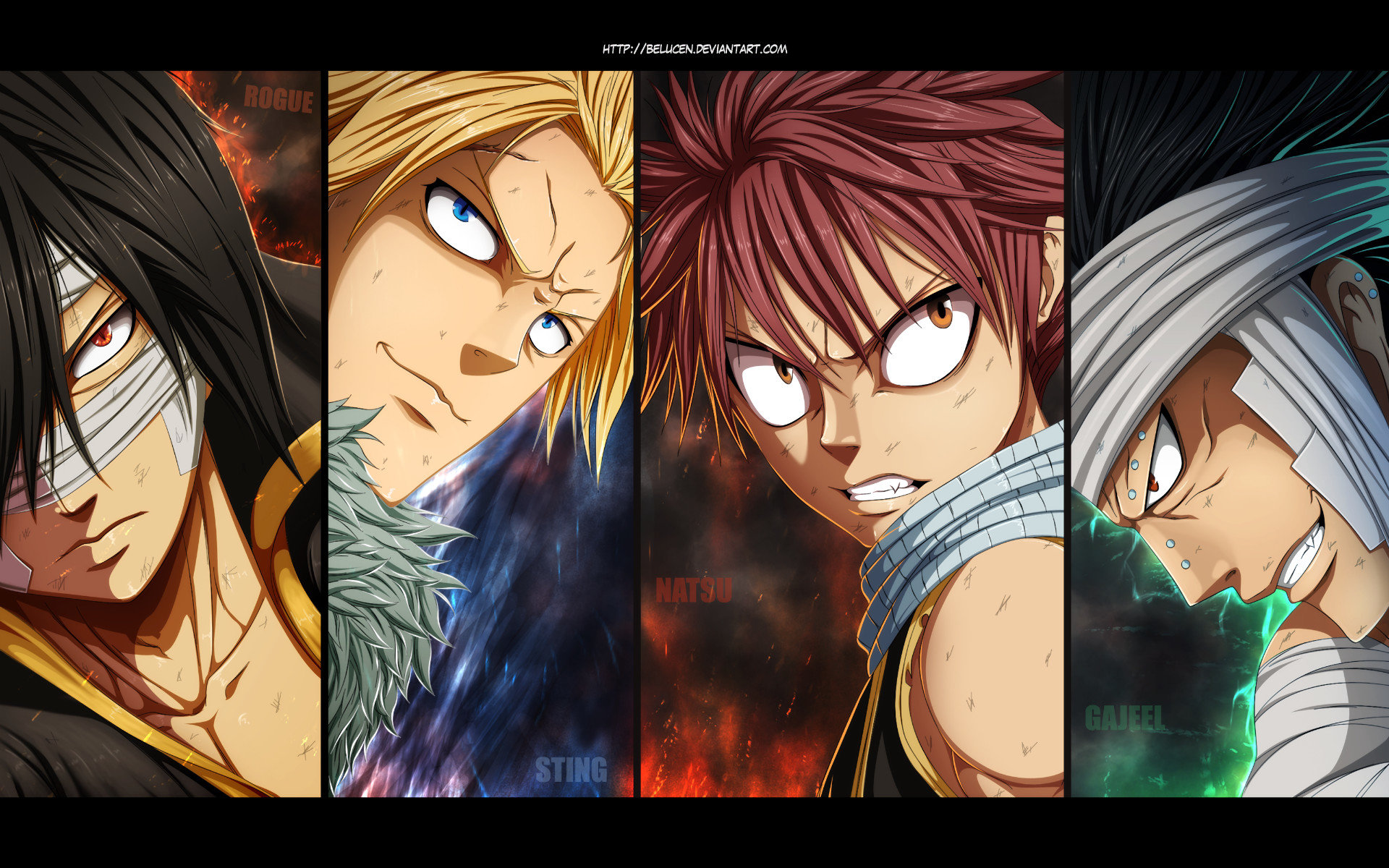 Awesome Fairy Tail free wallpaper ID:40973 for hd 1920x1200 desktop