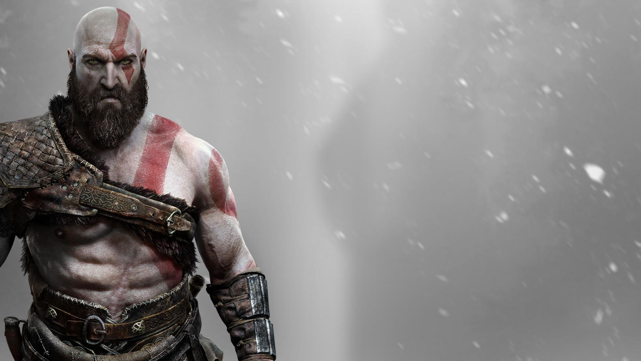 God Of War 4 Wallpapers Hd For Desktop Backgrounds