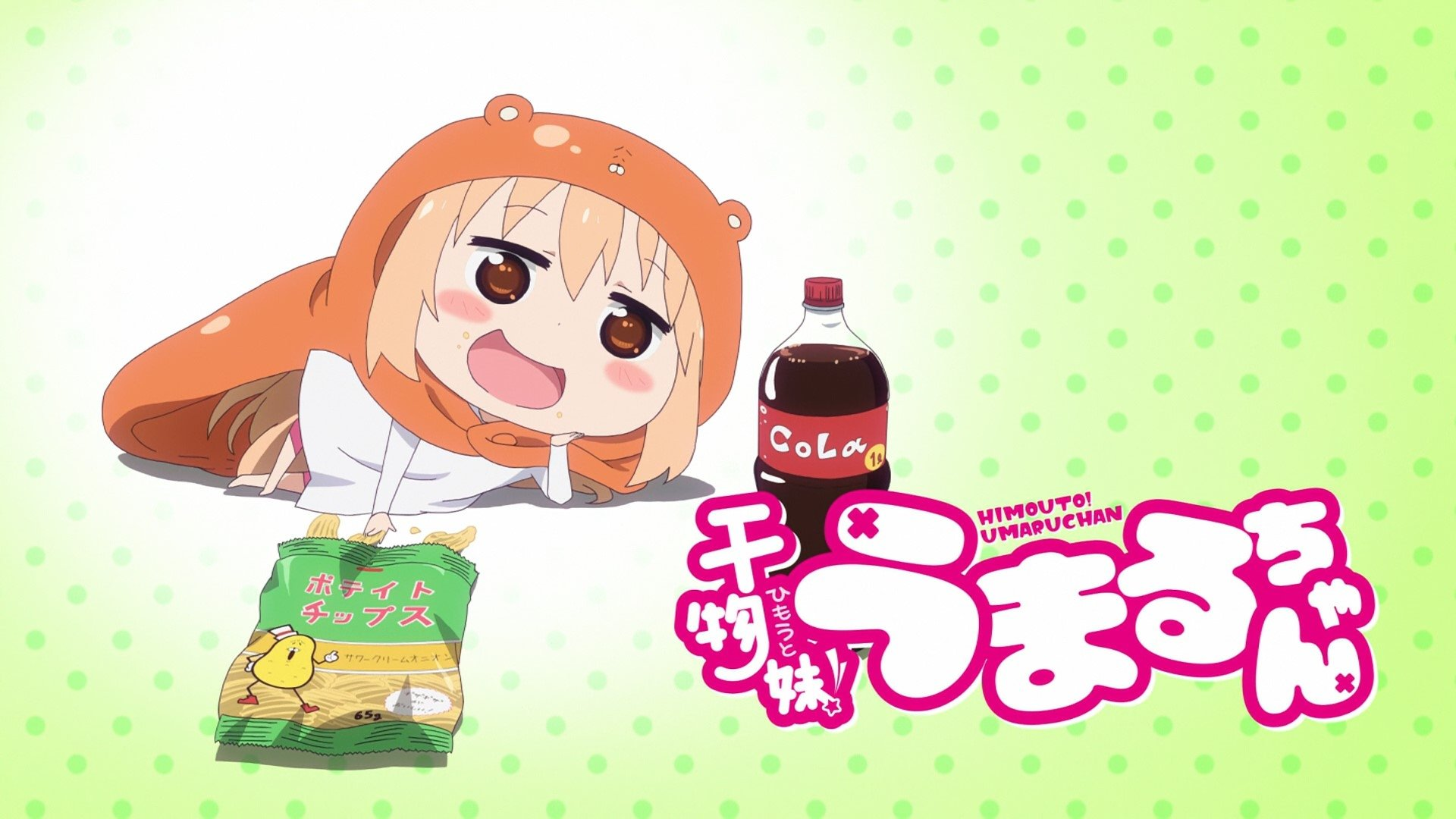 Free Himouto! Umaru-chan high quality background ID:242370 for full hd 1920x1080 PC