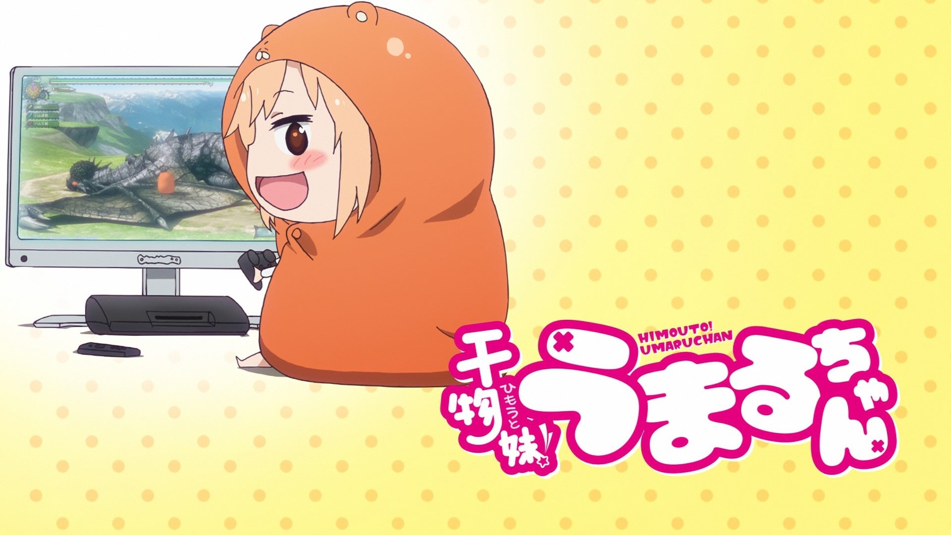 Free download Himouto! Umaru-chan wallpaper ID:242366 hd 1920x1080 for computer