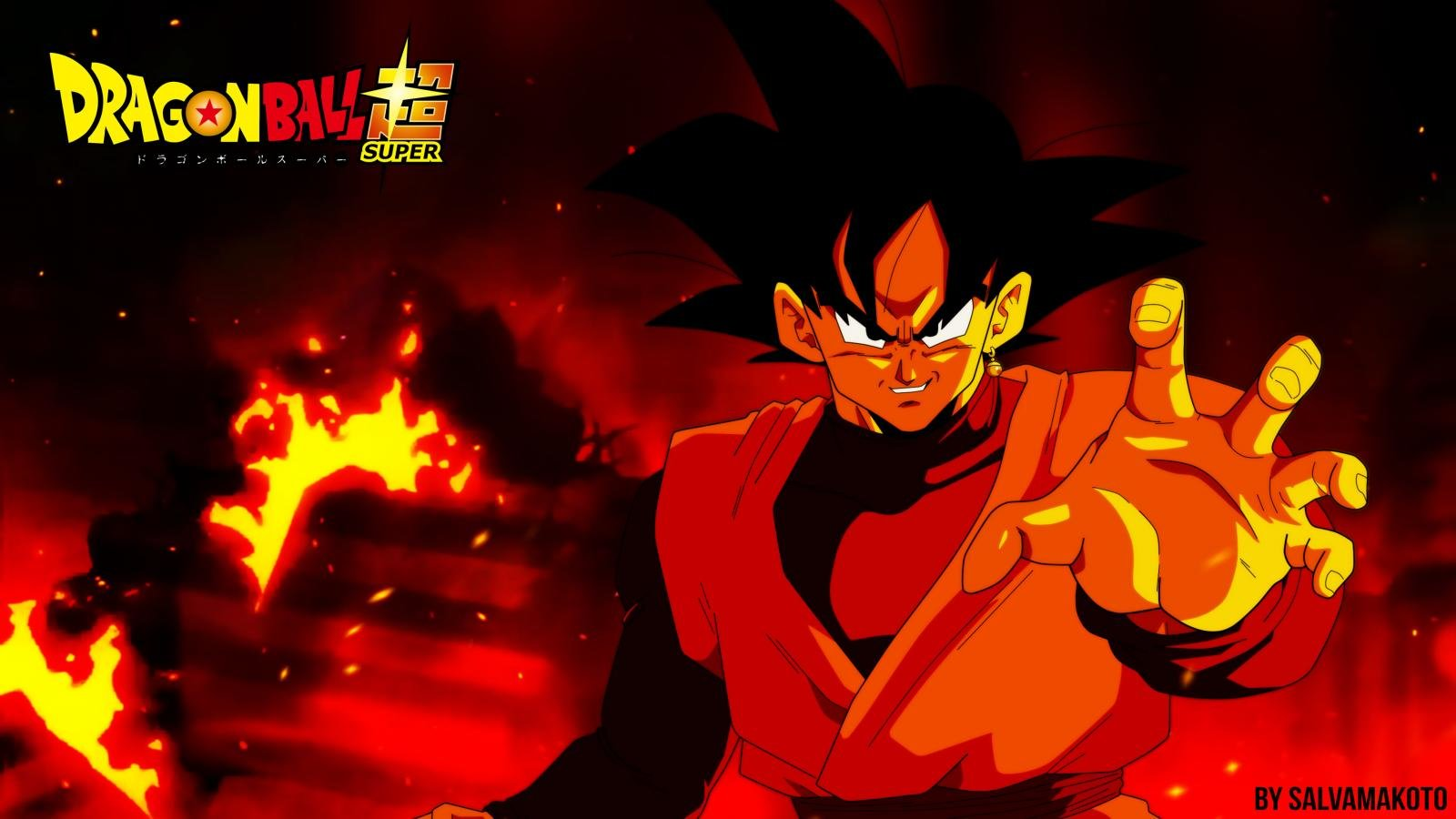 Free download Dragon Ball Super wallpaper ID:242469 hd 1600x900 for PC