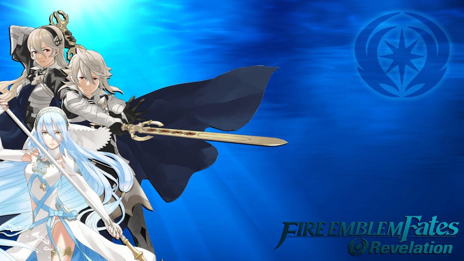 Fire Emblem Fates Wallpapers Hd For Desktop Backgrounds