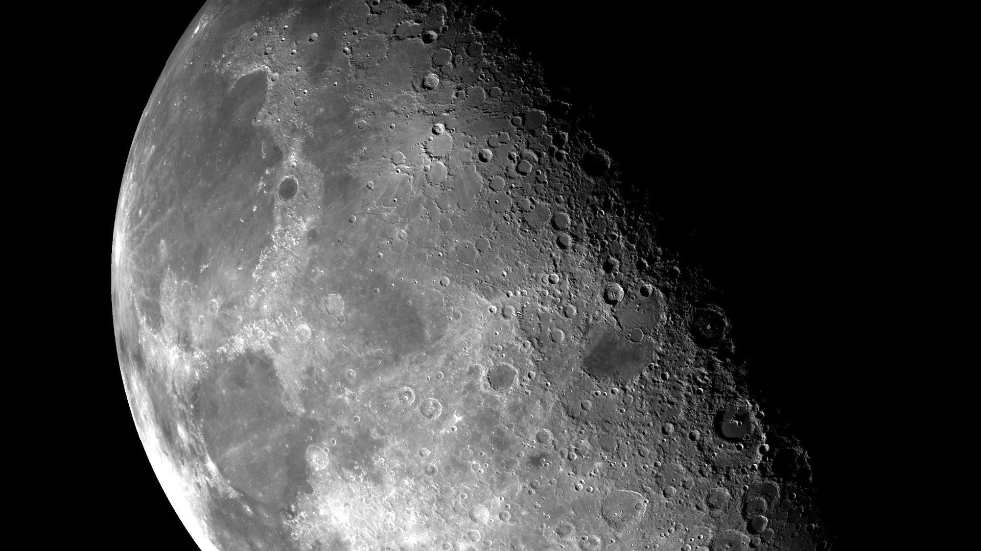 Free Download Moon Wallpaper Id 393935 Hd 1920x1080 For Computer