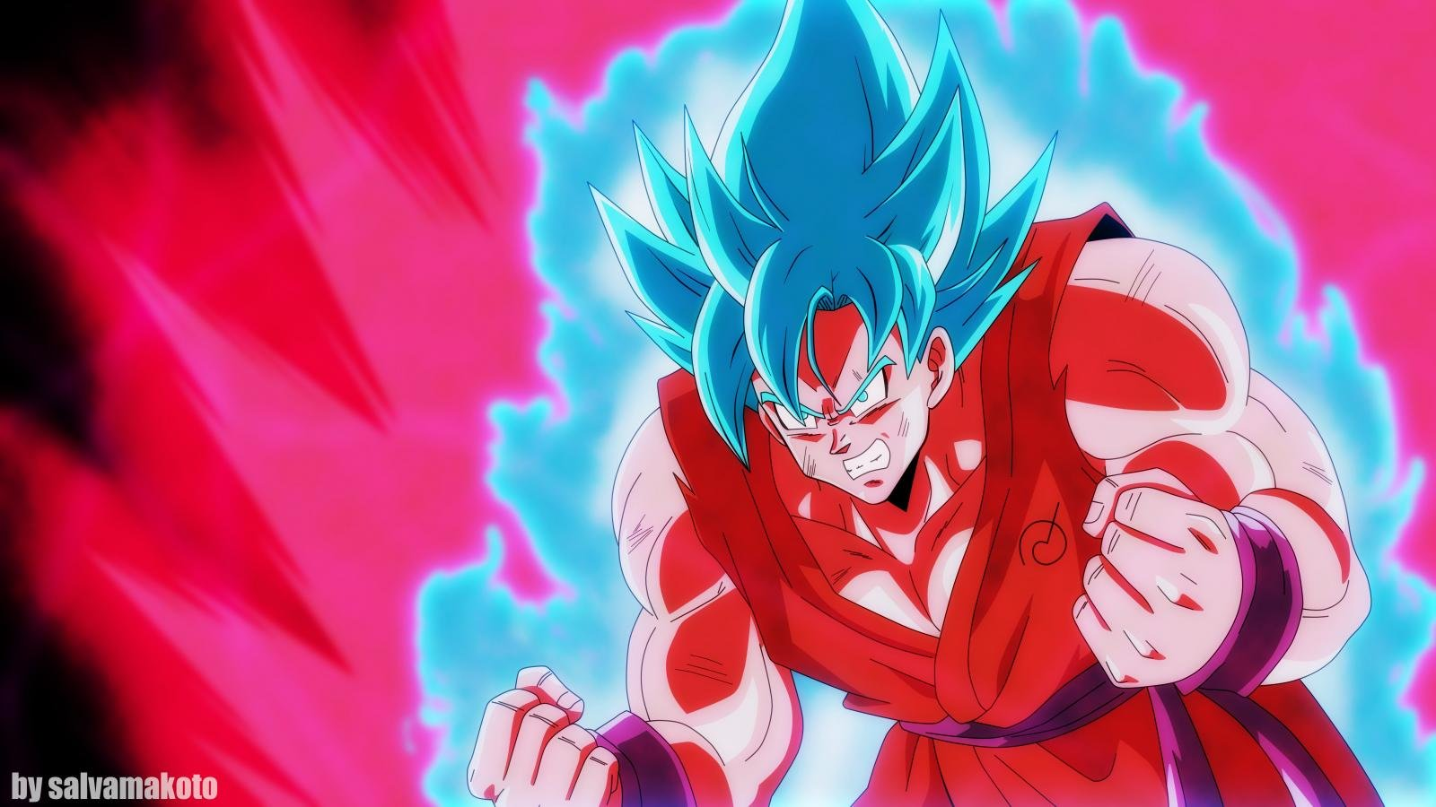 Download hd 1600x900 Dragon Ball Super PC background ID:242496 for free