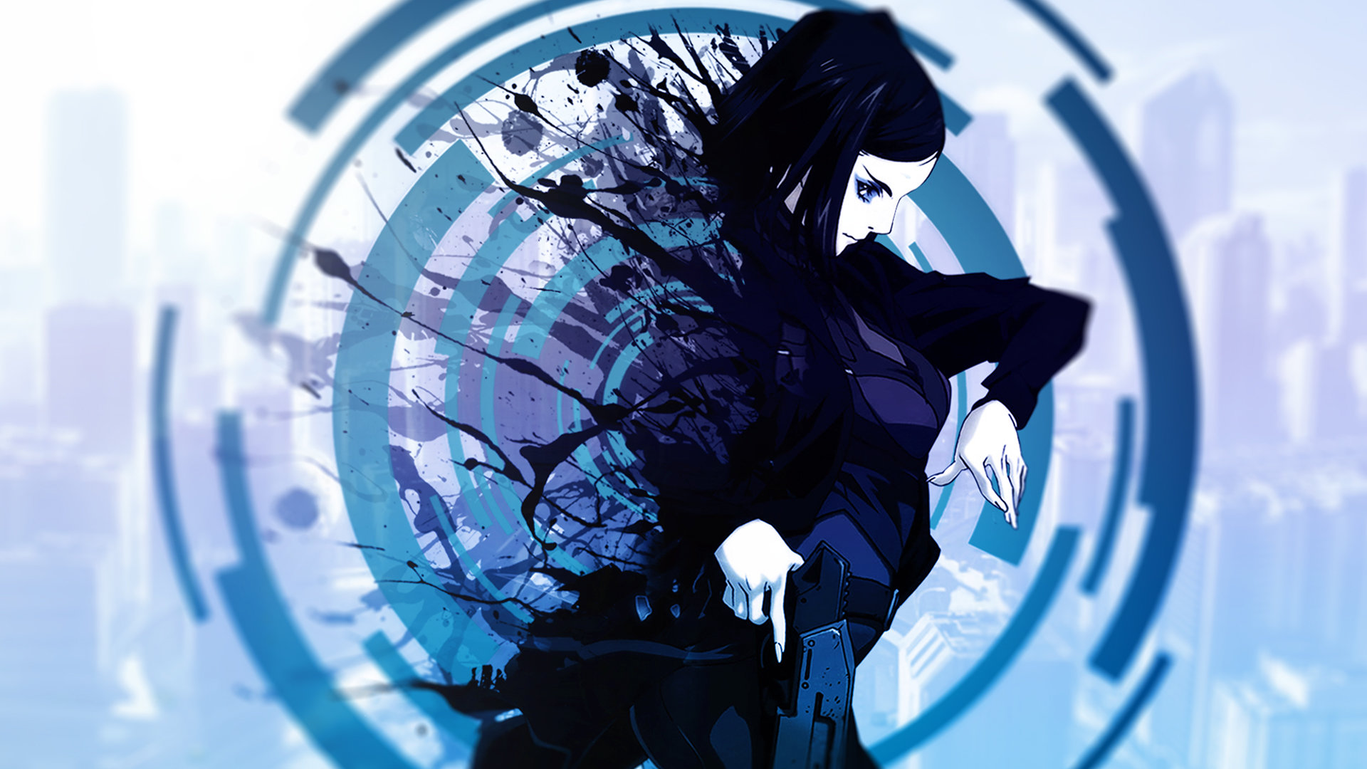 Free download Ergo Proxy wallpaper ID:156809 hd 1080p for computer