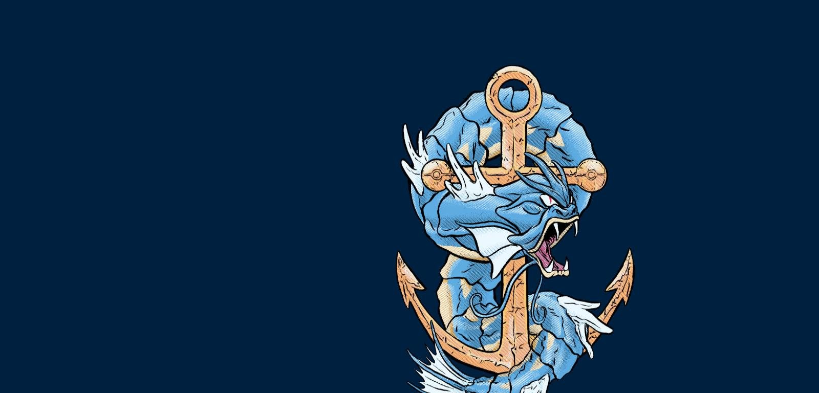 Awesome Gyarados (Pokemon) free wallpaper ID:280454 for hd 1600x768 PC