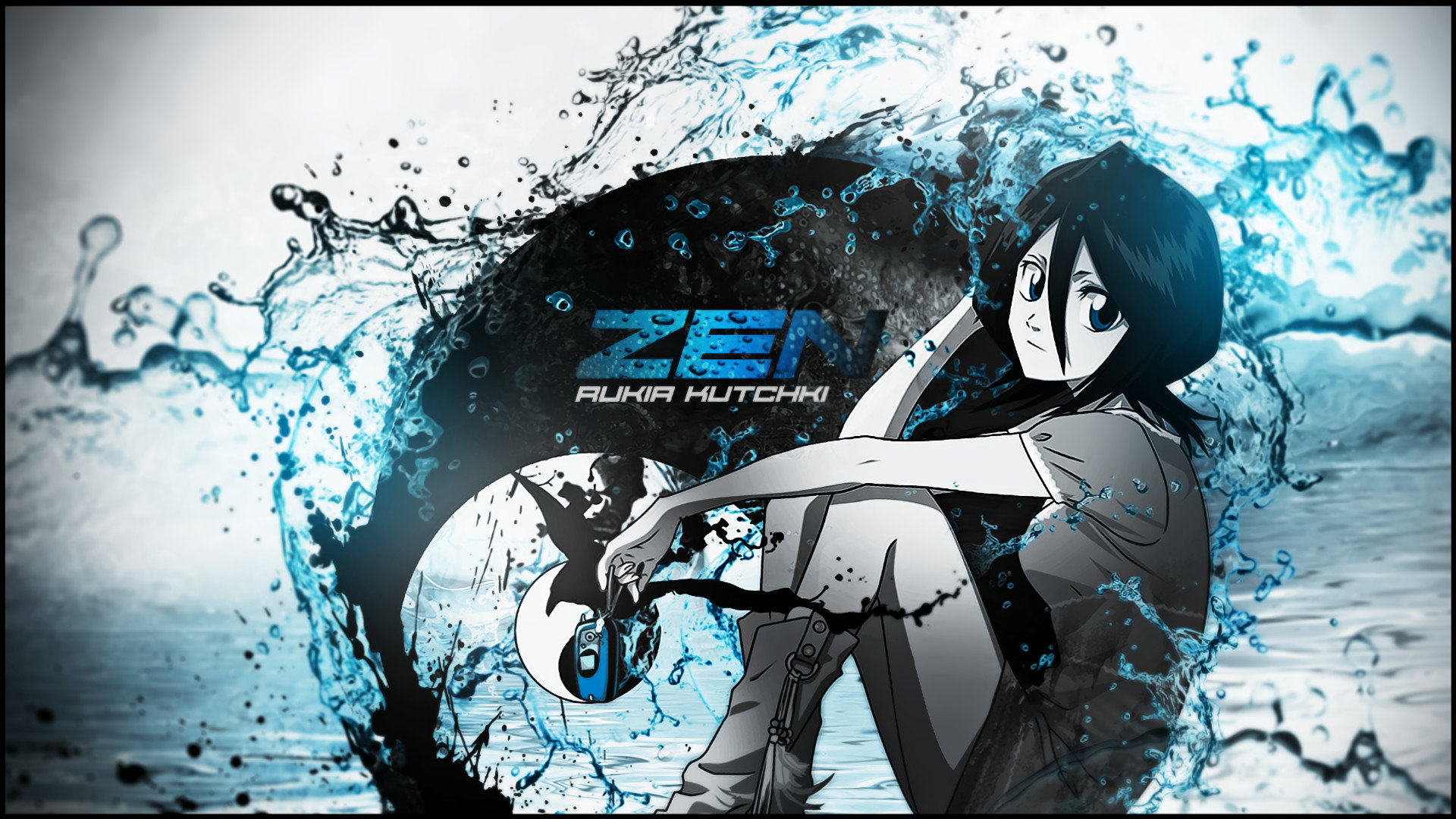 Free Rukia Kuchiki high quality background ID:418870 for 1080p desktop