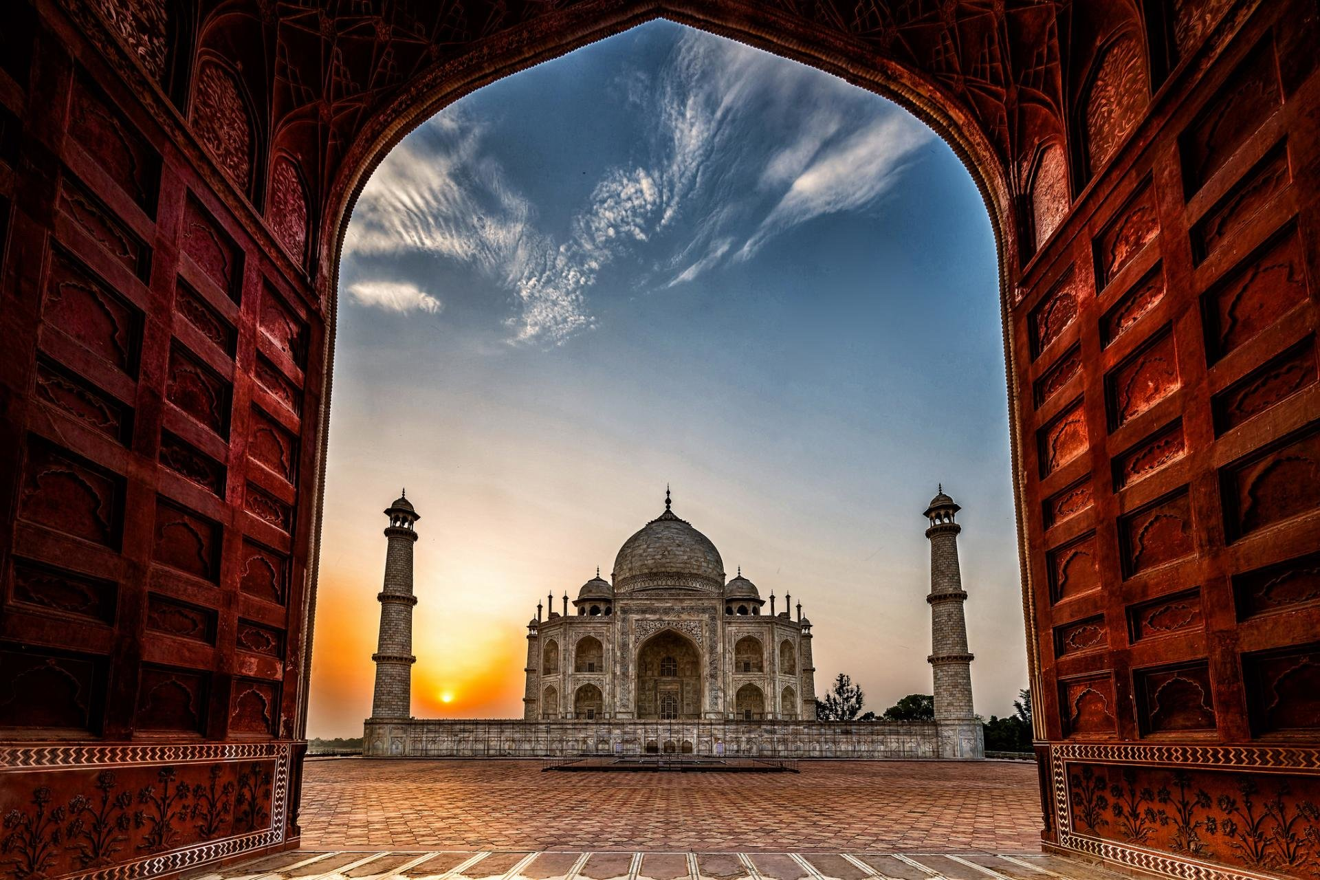 Taj Mahal Wallpapers Hd For Desktop Backgrounds