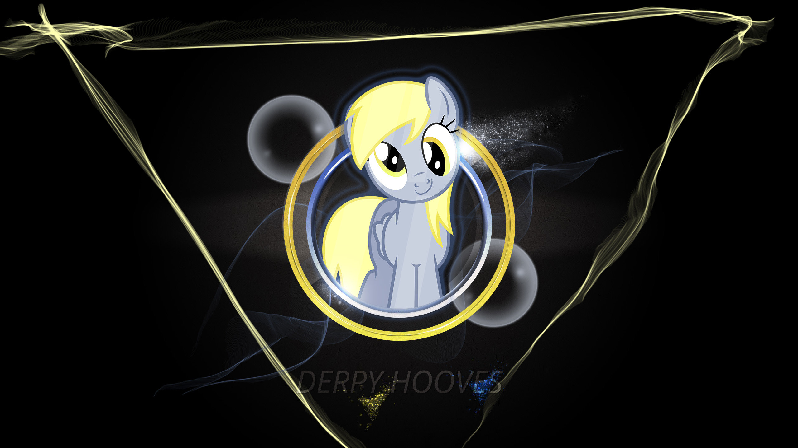 Free Download Derpy Hooves Background ID154747 Hd 2560x1440 For Computer