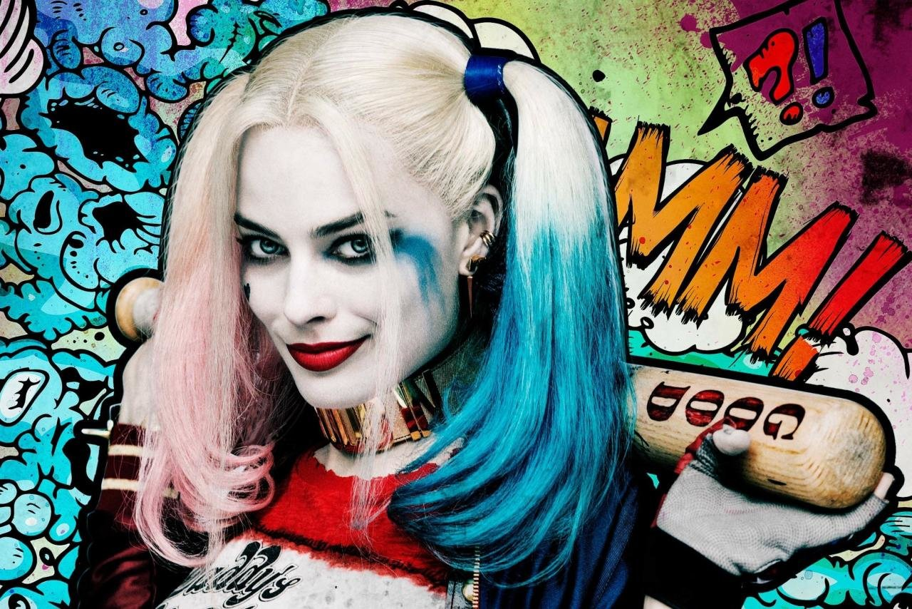 Free download Suicide Squad background ID:83199 hd 1280x854 for desktop